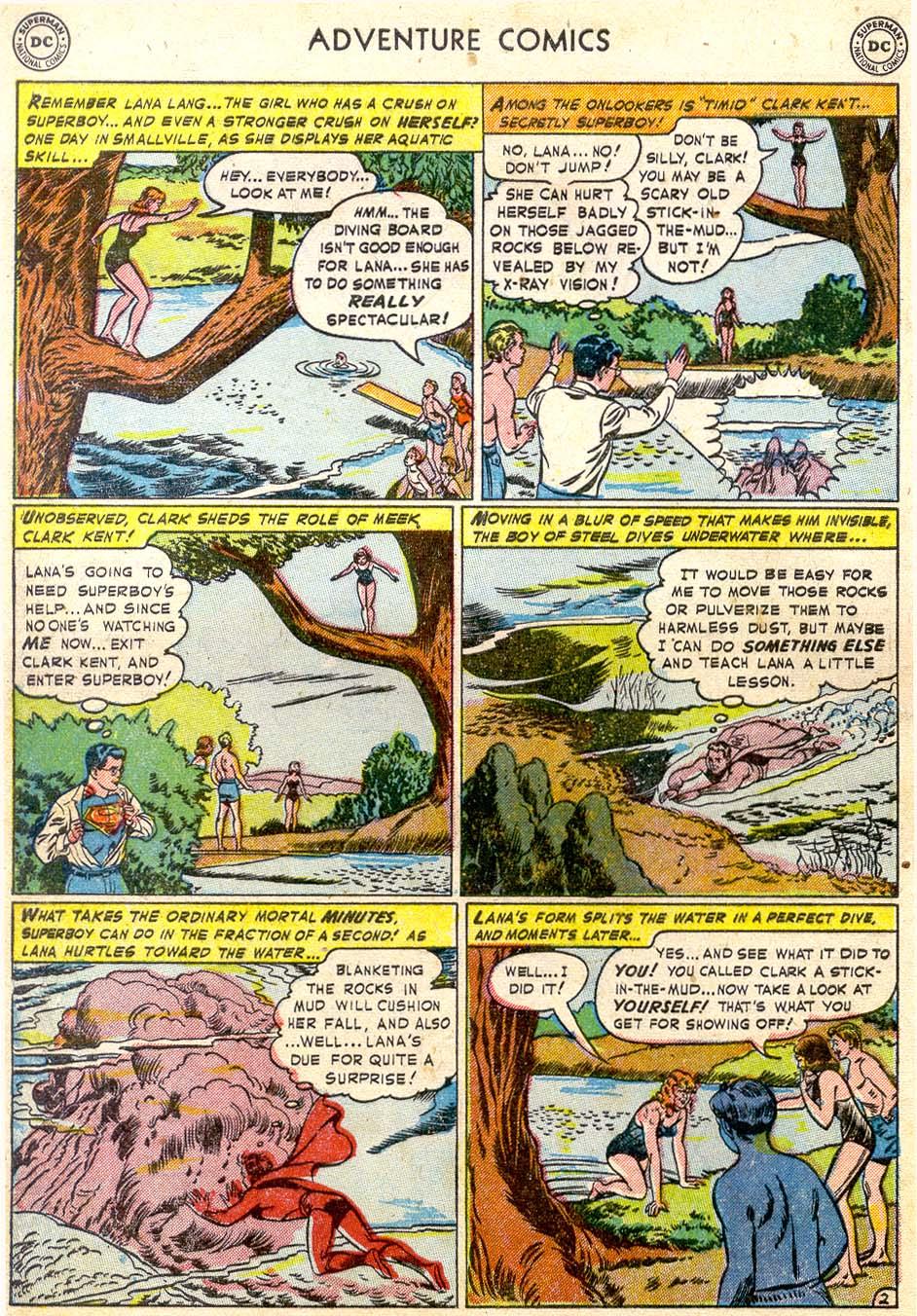 Read online Adventure Comics (1938) comic -  Issue #174 - 4