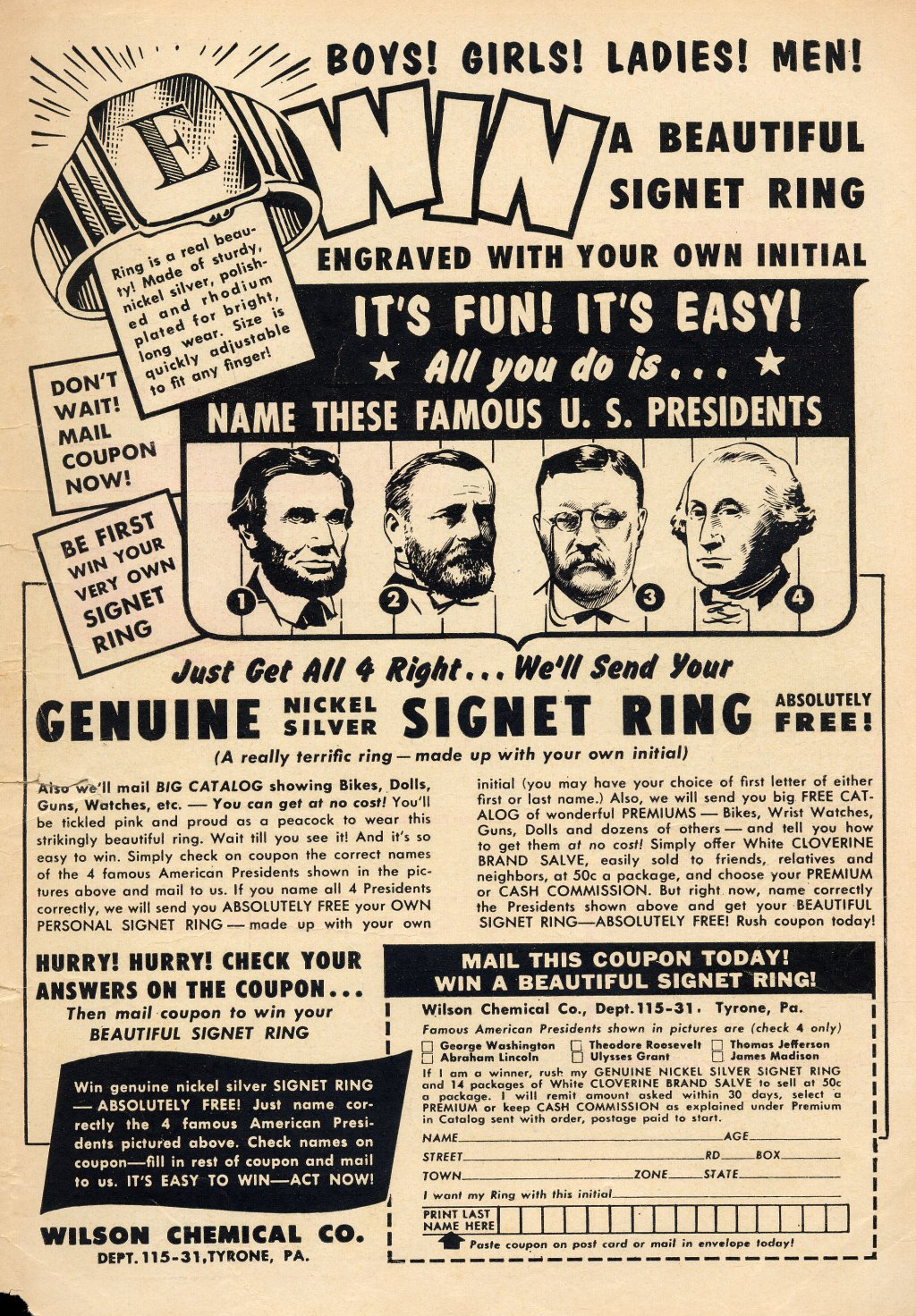 Read online Adventure Comics (1938) comic -  Issue #272 - 35