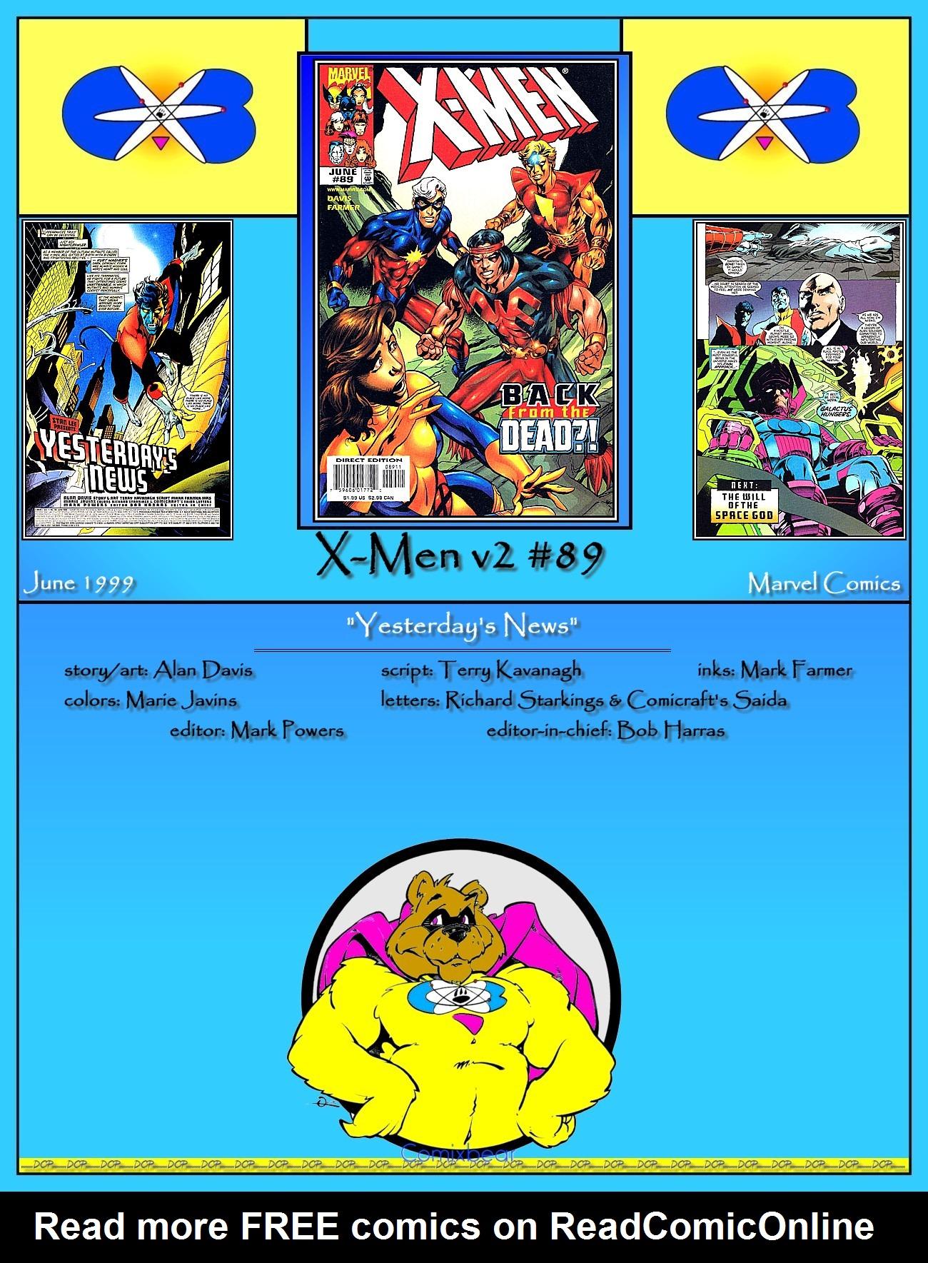 X-Men (1991) 89 Page 43