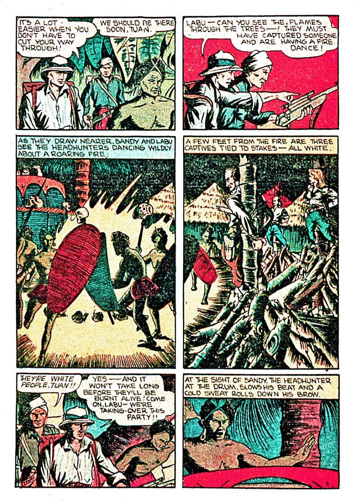 Amazing Man Comics issue 5 - Page 36