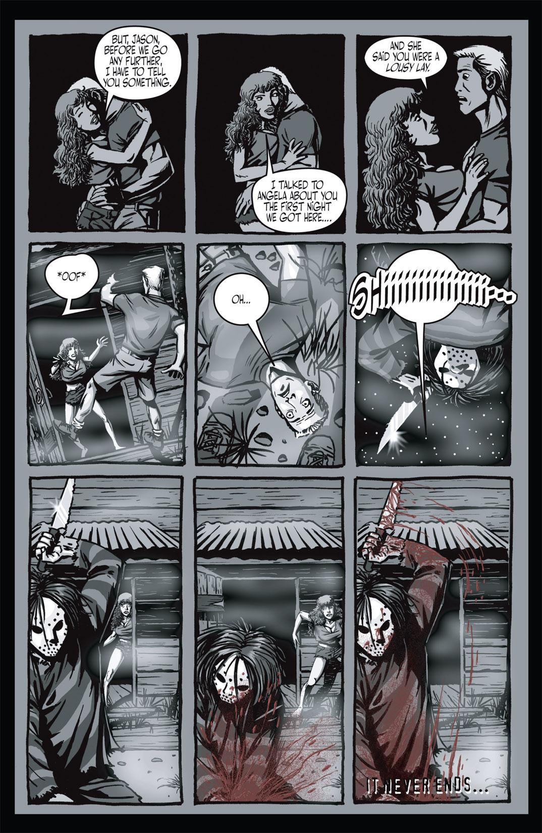 Read online Nightmare World comic -  Issue # Vol. 1 Thirteen Tales of Terror - 25