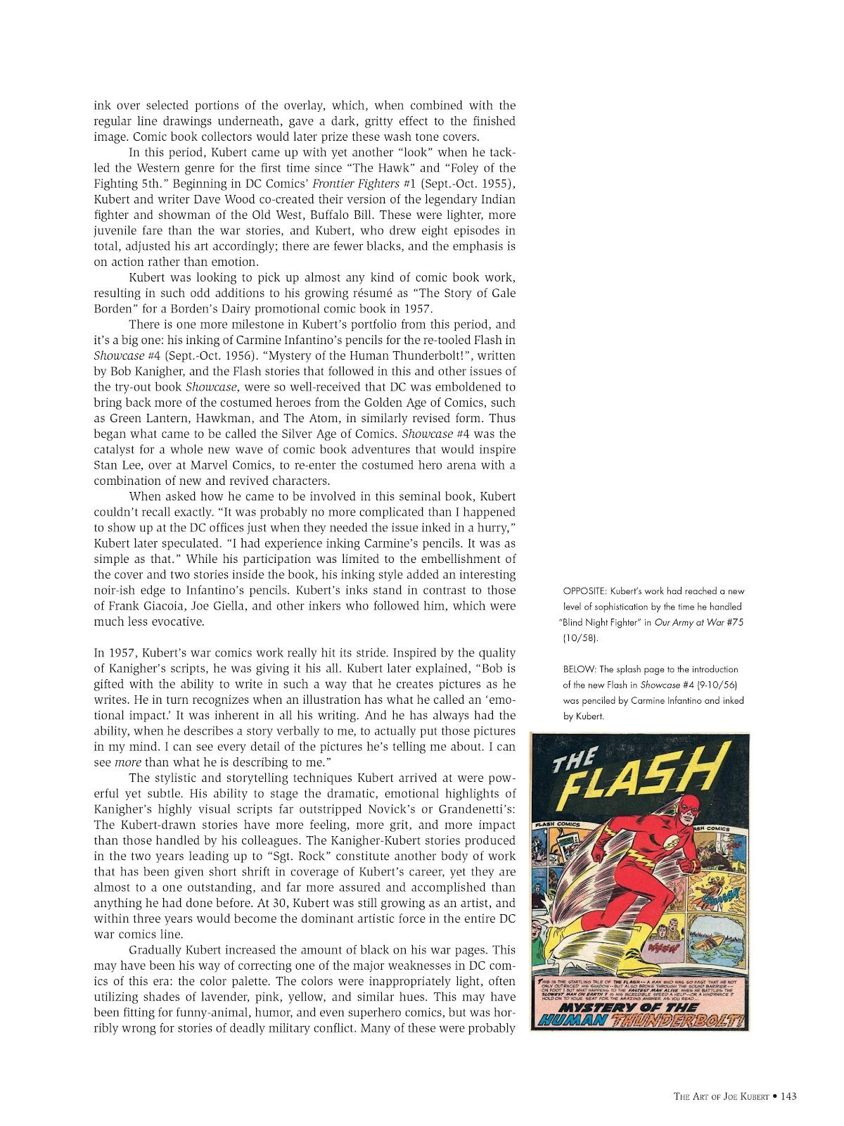 Read online The Art of Joe Kubert comic -  Issue # TPB (Part 2) - 43