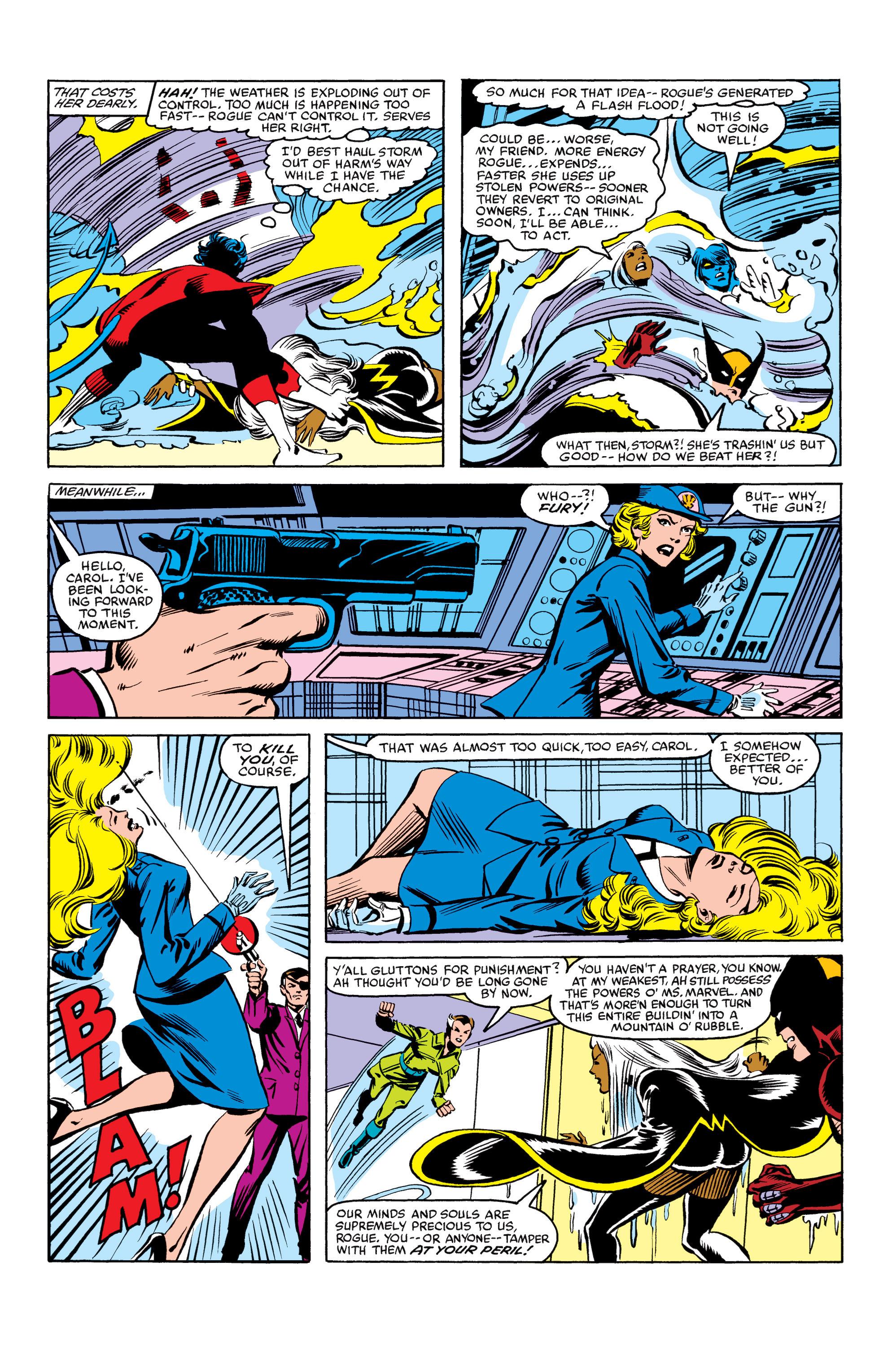 Read online Uncanny X-Men (1963) comic -  Issue #158 - 19