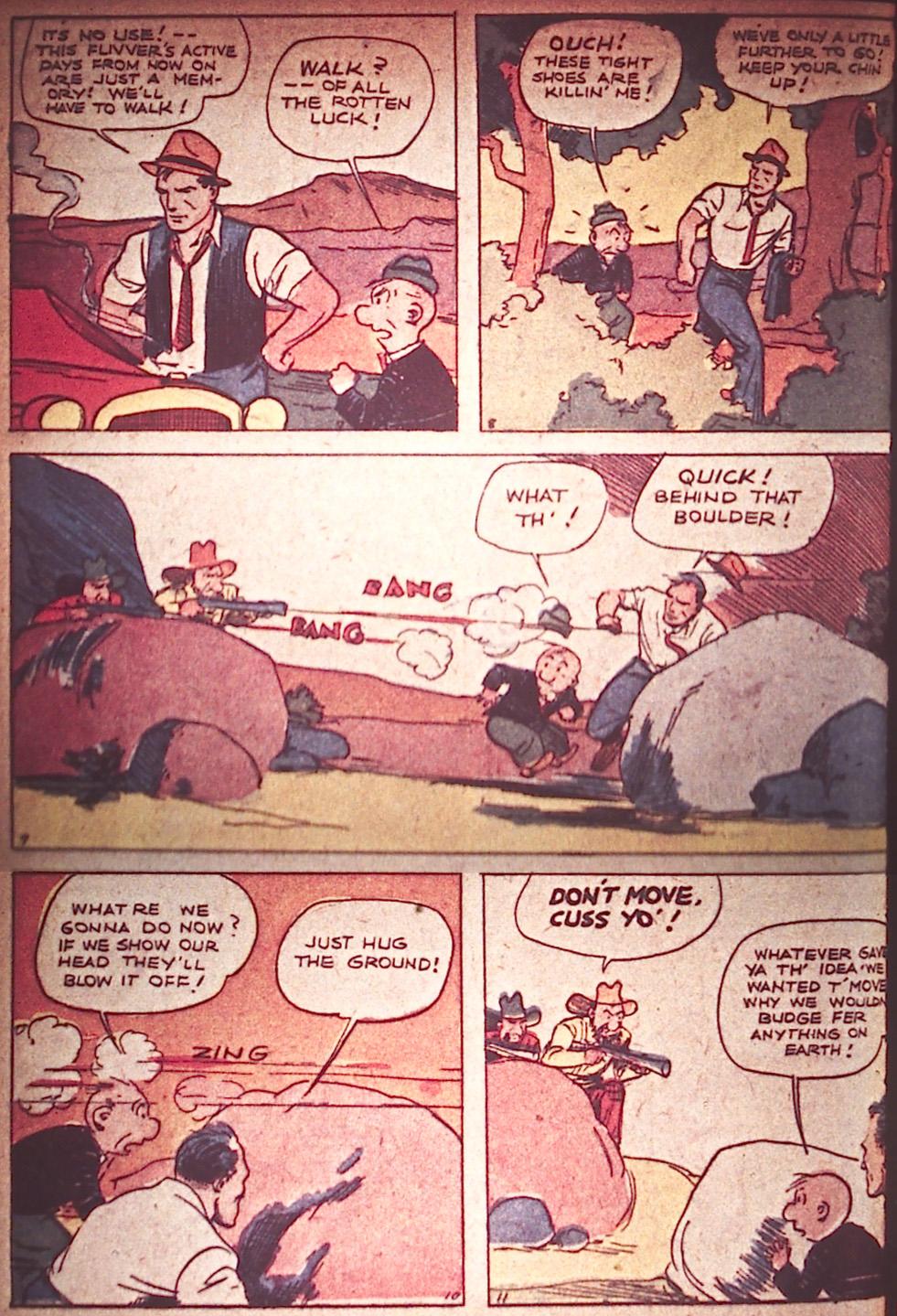 Read online Detective Comics (1937) comic -  Issue #8 - 56