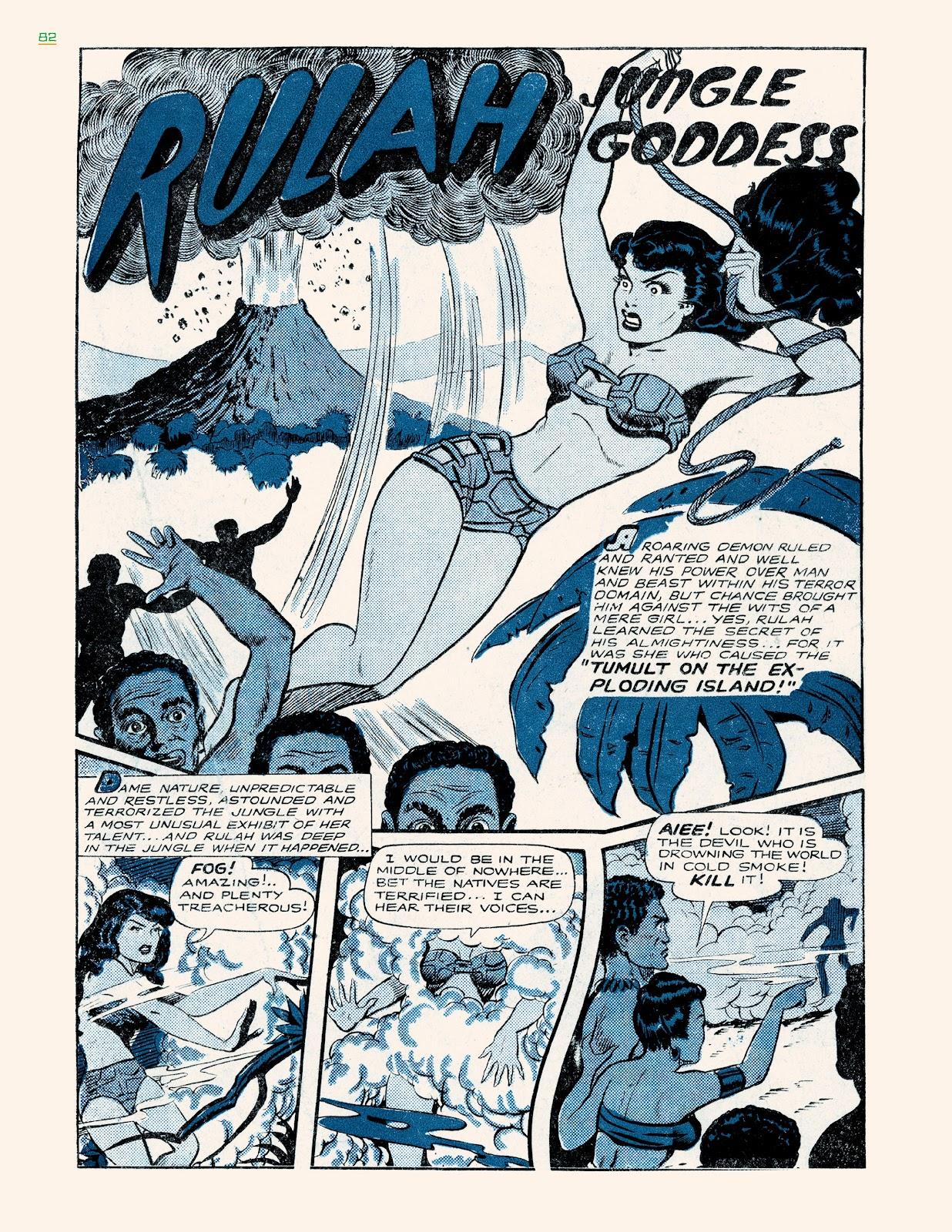 Read online Jungle Girls comic -  Issue # TPB (Part 1) - 82