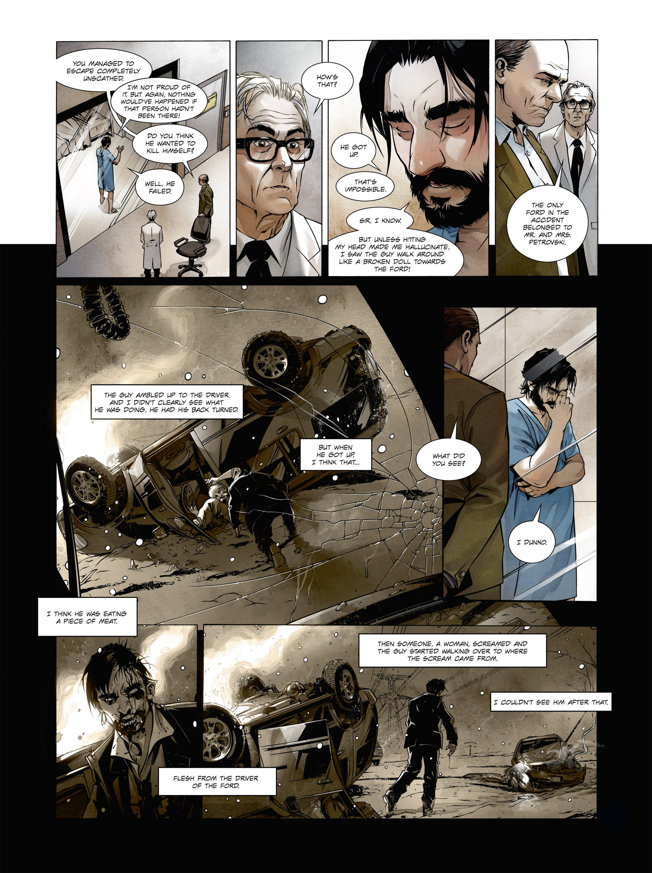 Read online Alice Matheson comic -  Issue #1 - 23