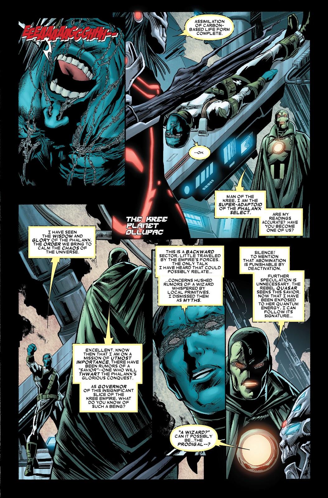 Annihilation: Conquest - Quasar issue 2 - Page 12