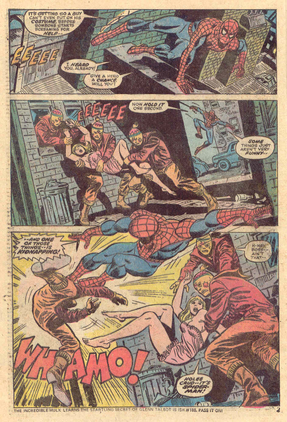 Giant-Size Spider-Man (1974) issue 4 - Page 3