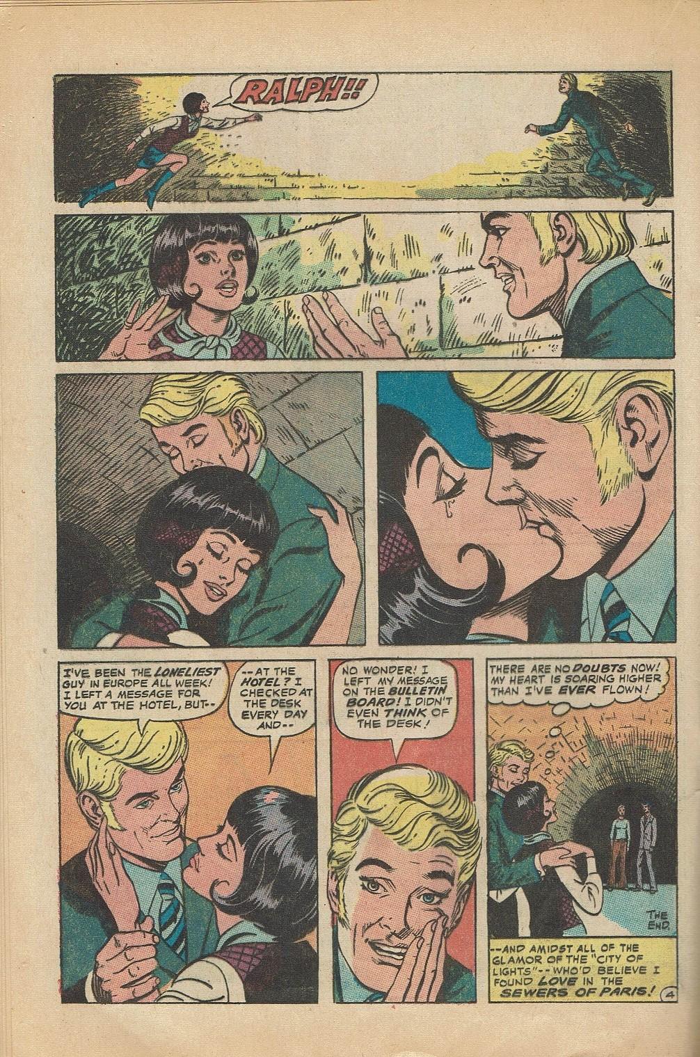 Read online Secret Hearts comic -  Issue #144 - 20