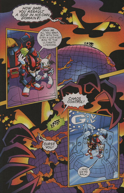 Read online Sonic Universe comic -  Issue #4 - 21