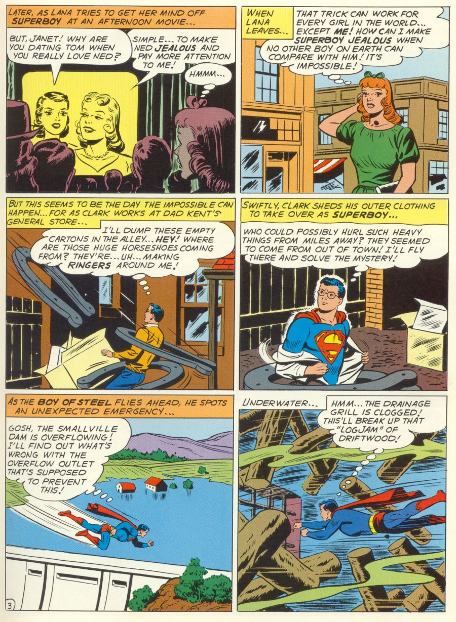 Read online Adventure Comics (1938) comic -  Issue #493 - 14
