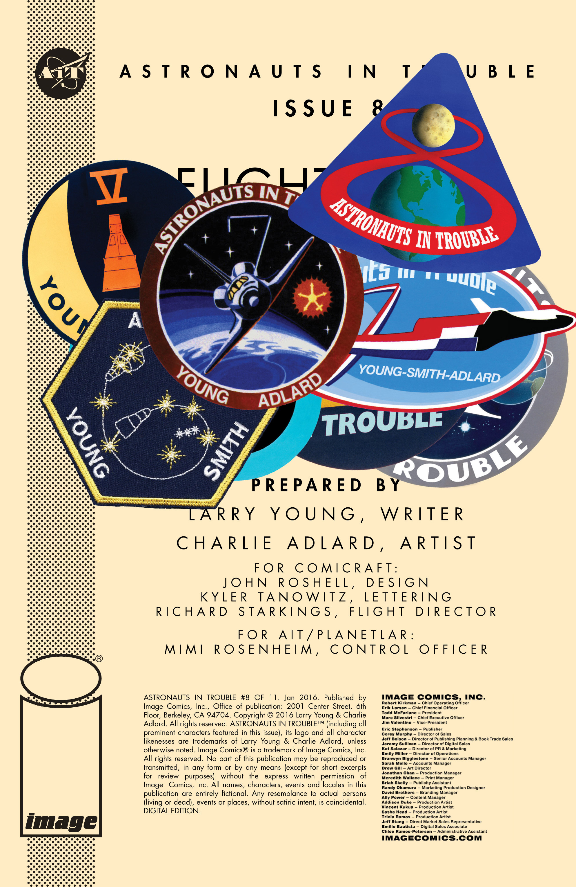 Read online Astronauts in Trouble (2015) comic -  Issue #8 - 2
