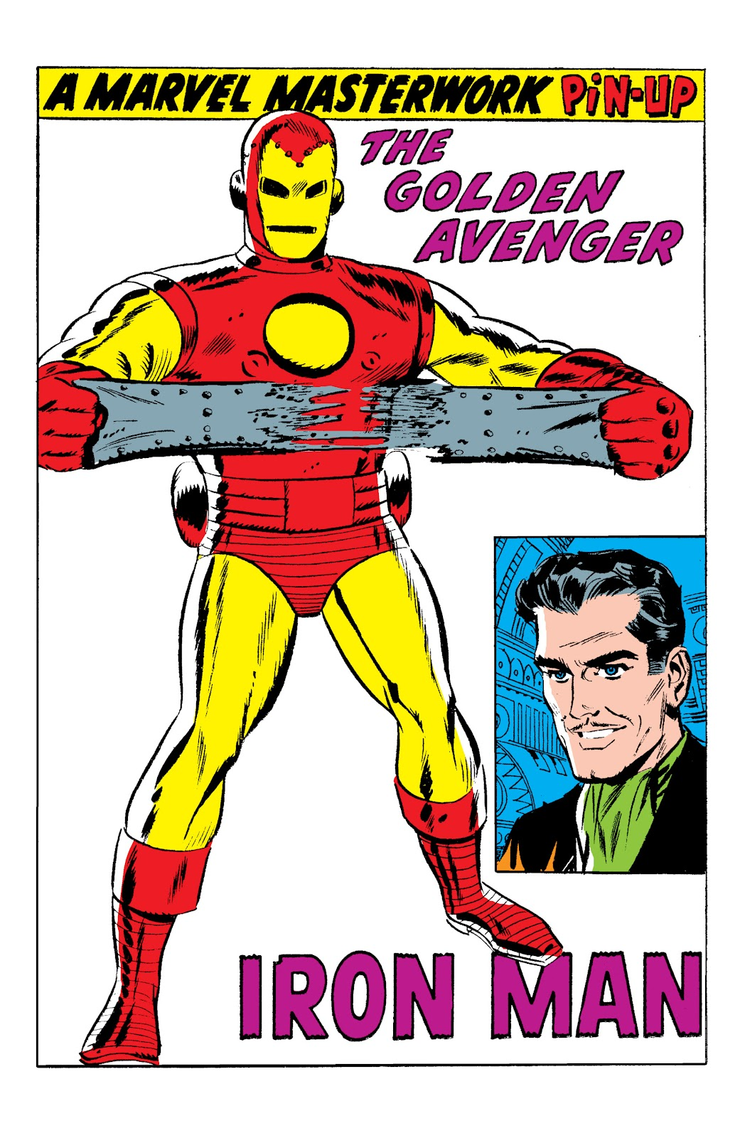 Read online Marvel Masterworks: The Invincible Iron Man comic -  Issue # TPB 2 (Part 2) - 84