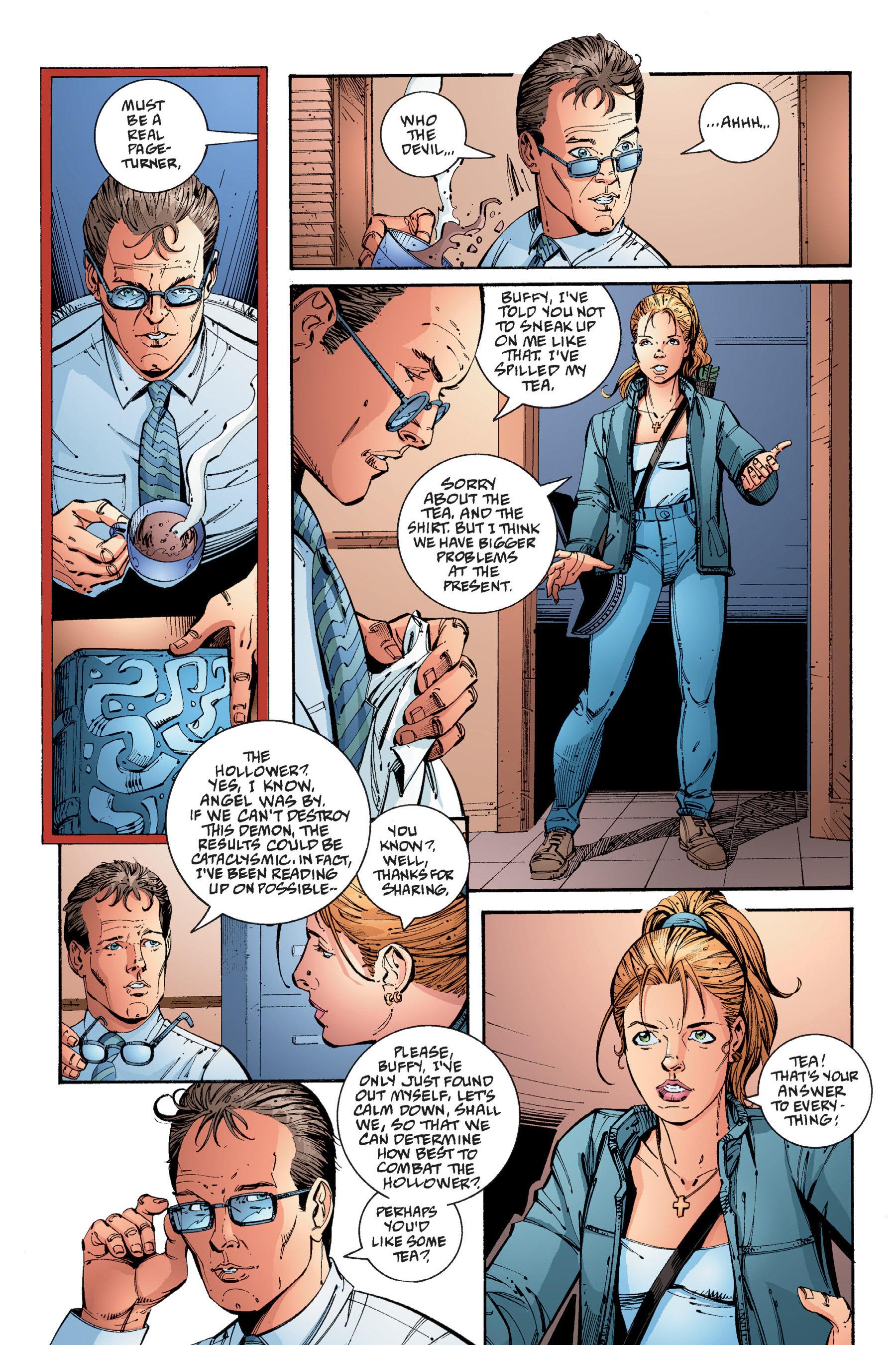 Read online Buffy the Vampire Slayer: Omnibus comic -  Issue # TPB 4 - 317