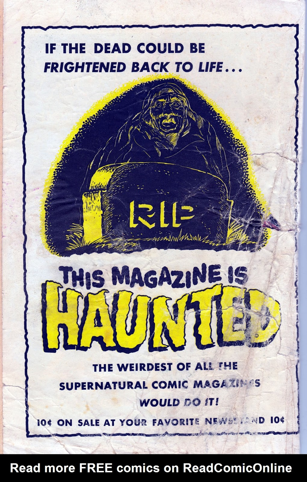 Read online This Magazine Is Haunted comic -  Issue #10 - 36