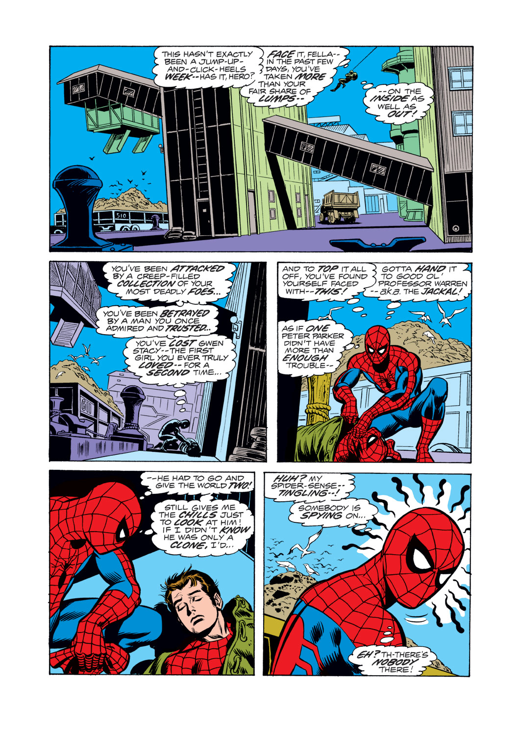 The Amazing Spider-Man (1963) 151 Page 2