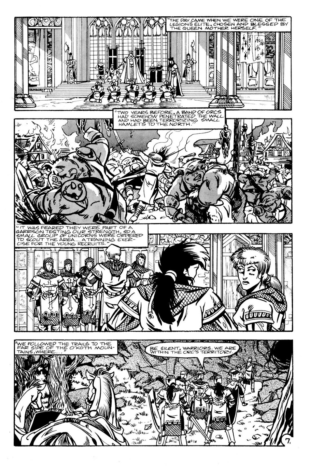 The Realm (1986) issue 9 - Page 9
