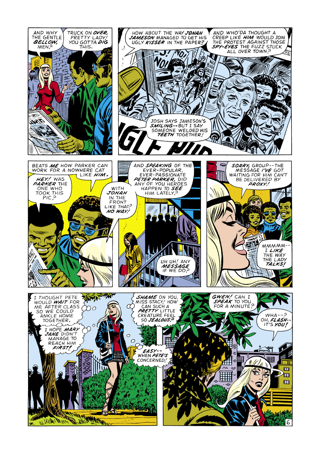 The Amazing Spider-Man (1963) 107 Page 6