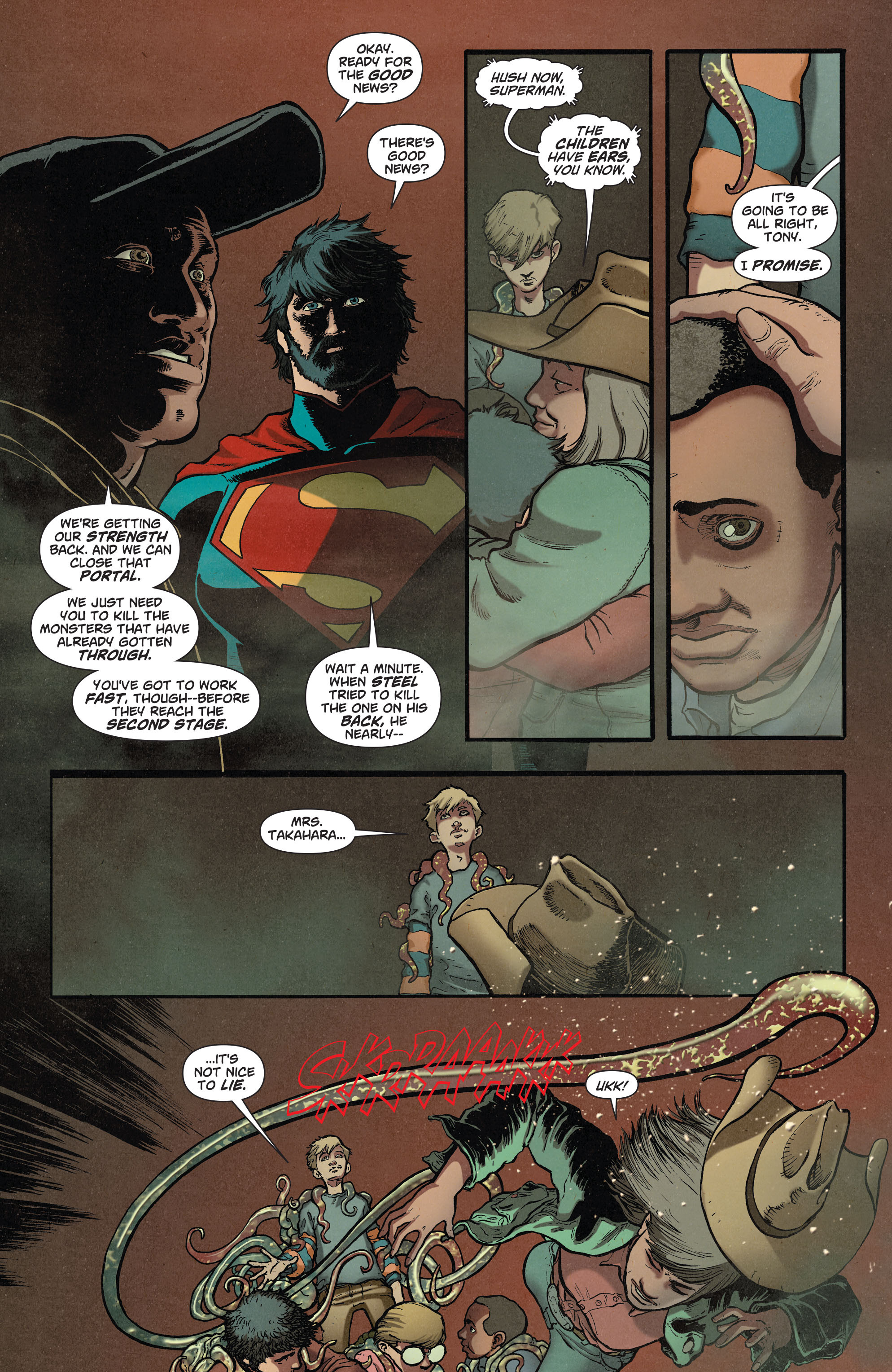 Read online Action Comics (2011) comic -  Issue #38 - 21