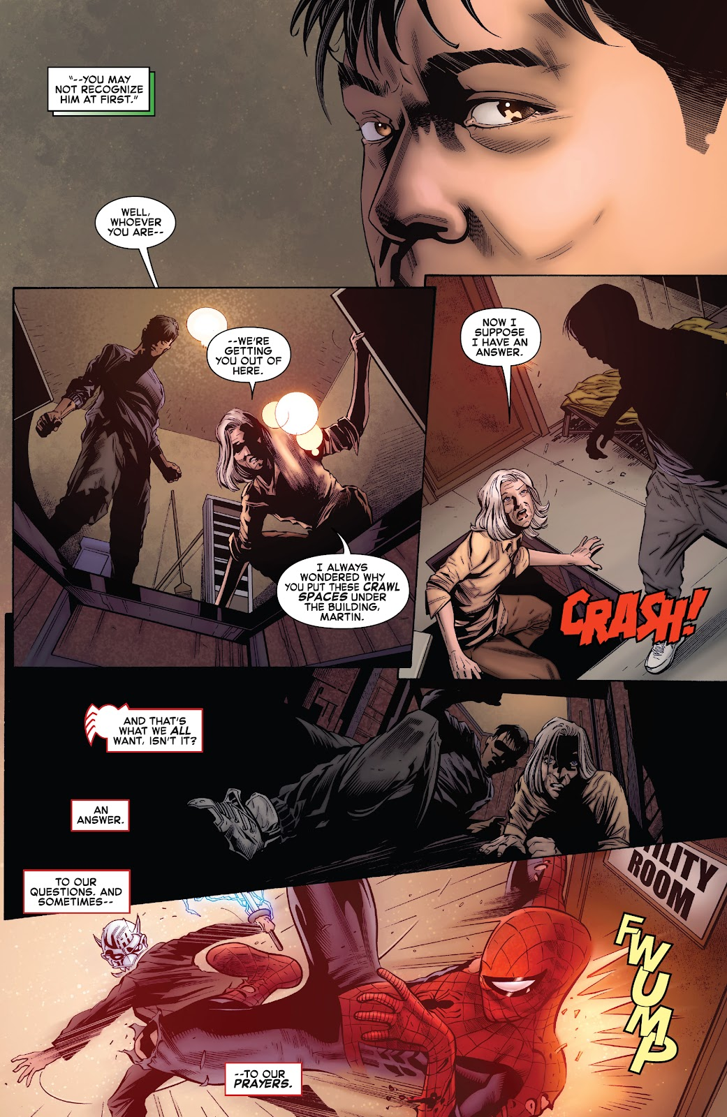 The Amazing Spider-Man (2018) issue 59 - Page 5