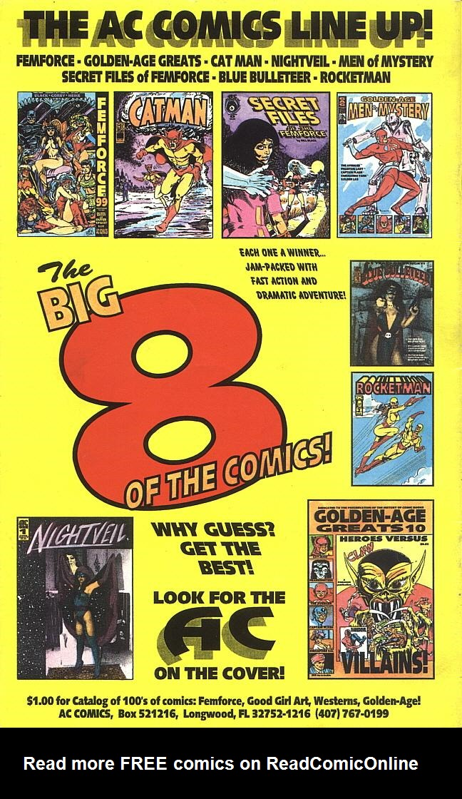 Read online Golden-Age Men of Mystery comic -  Issue #3 - 52
