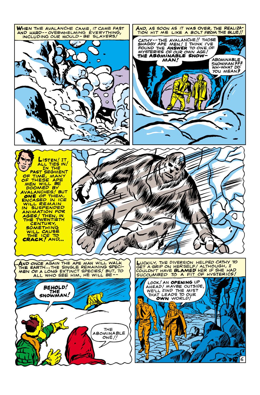 Read online Amazing Adventures (1961) comic -  Issue #3 - 8