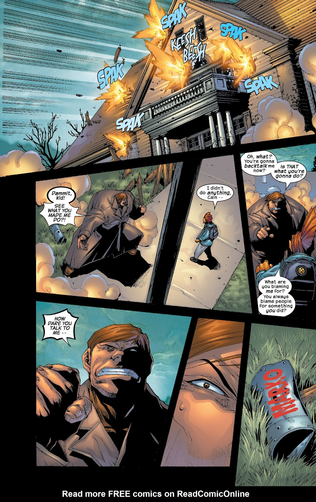 Read online X-Men: Unstoppable comic -  Issue # TPB (Part 2) - 61