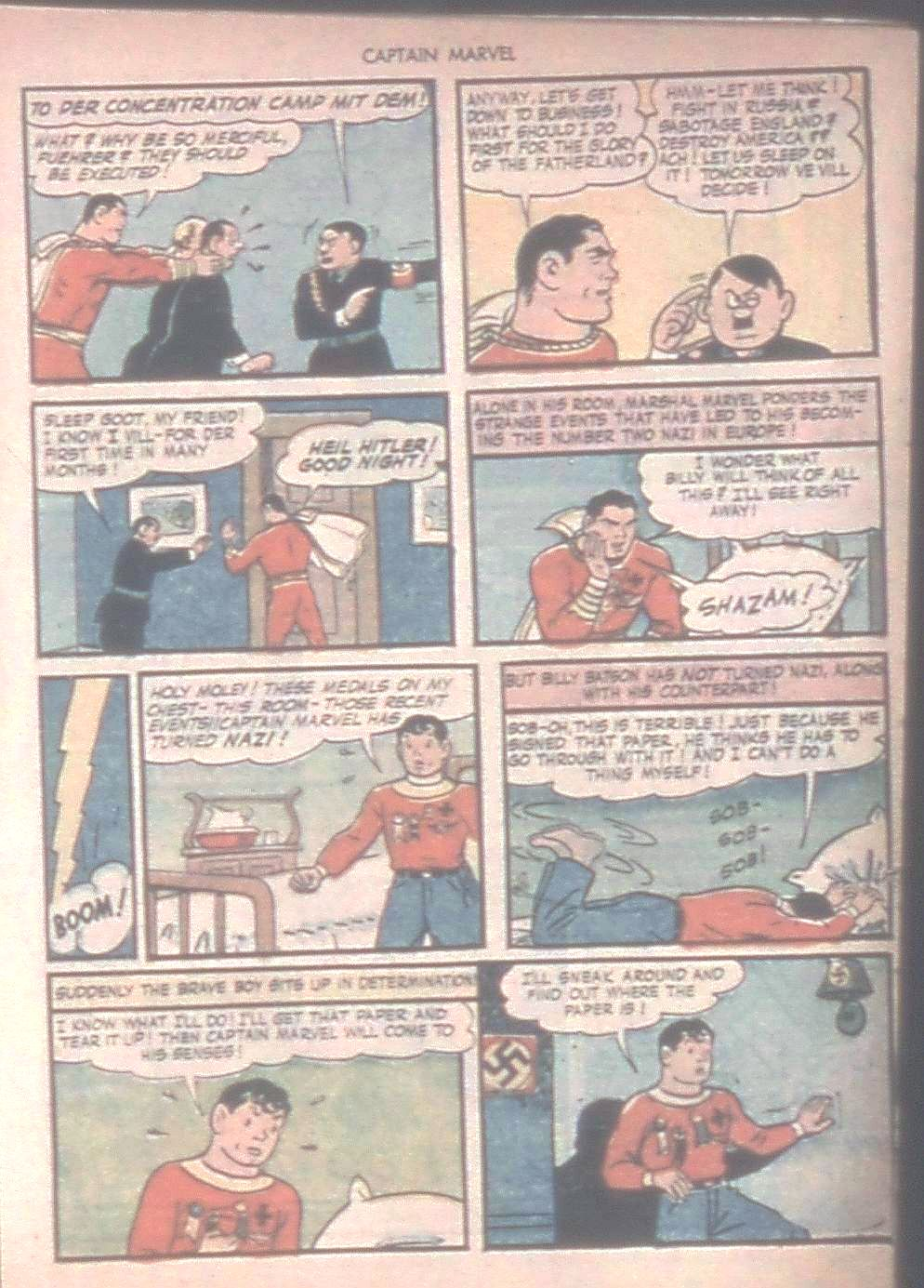 Captain Marvel Adventures issue 42 - Page 25
