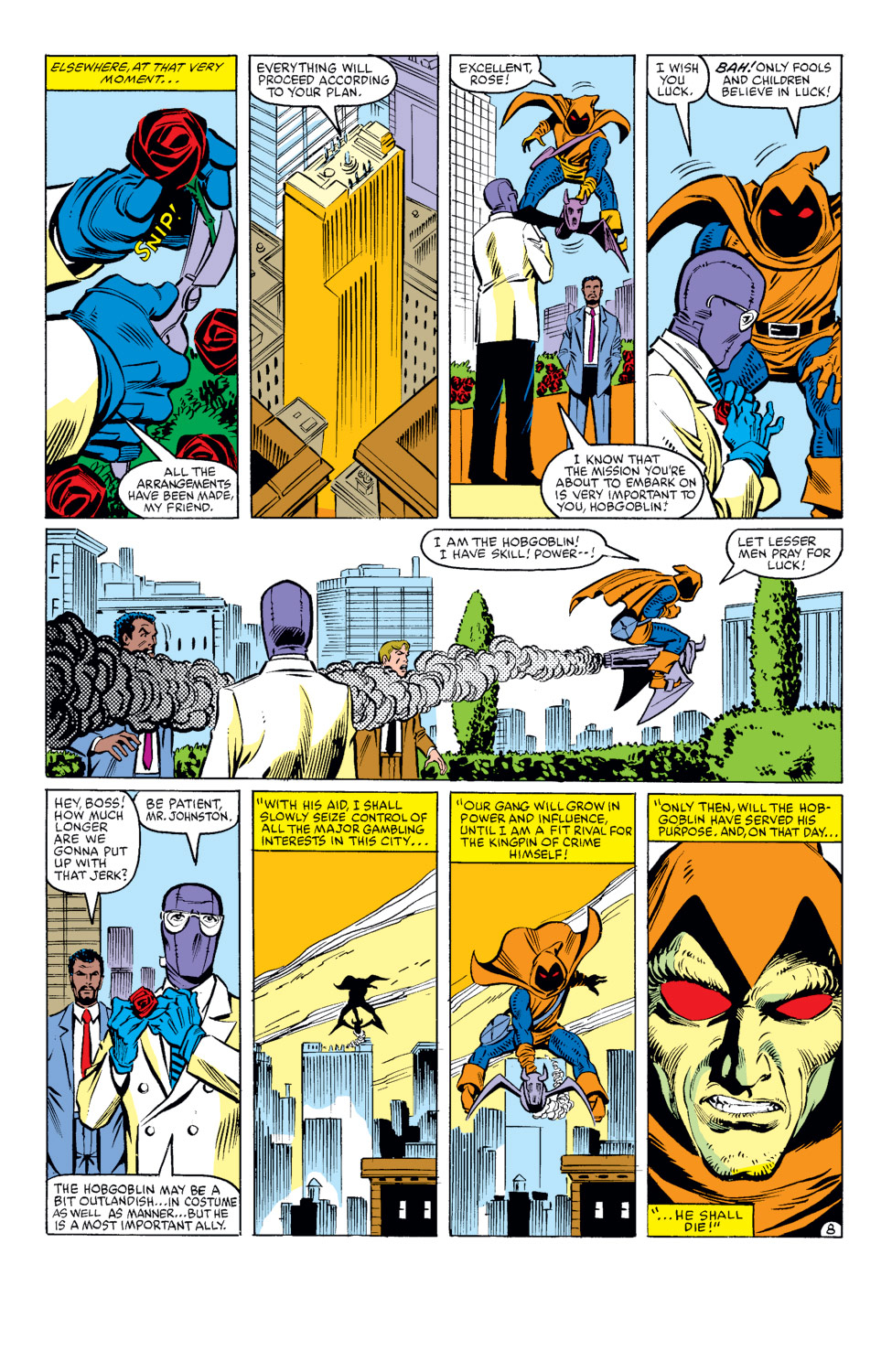 The Amazing Spider-Man (1963) 260 Page 8