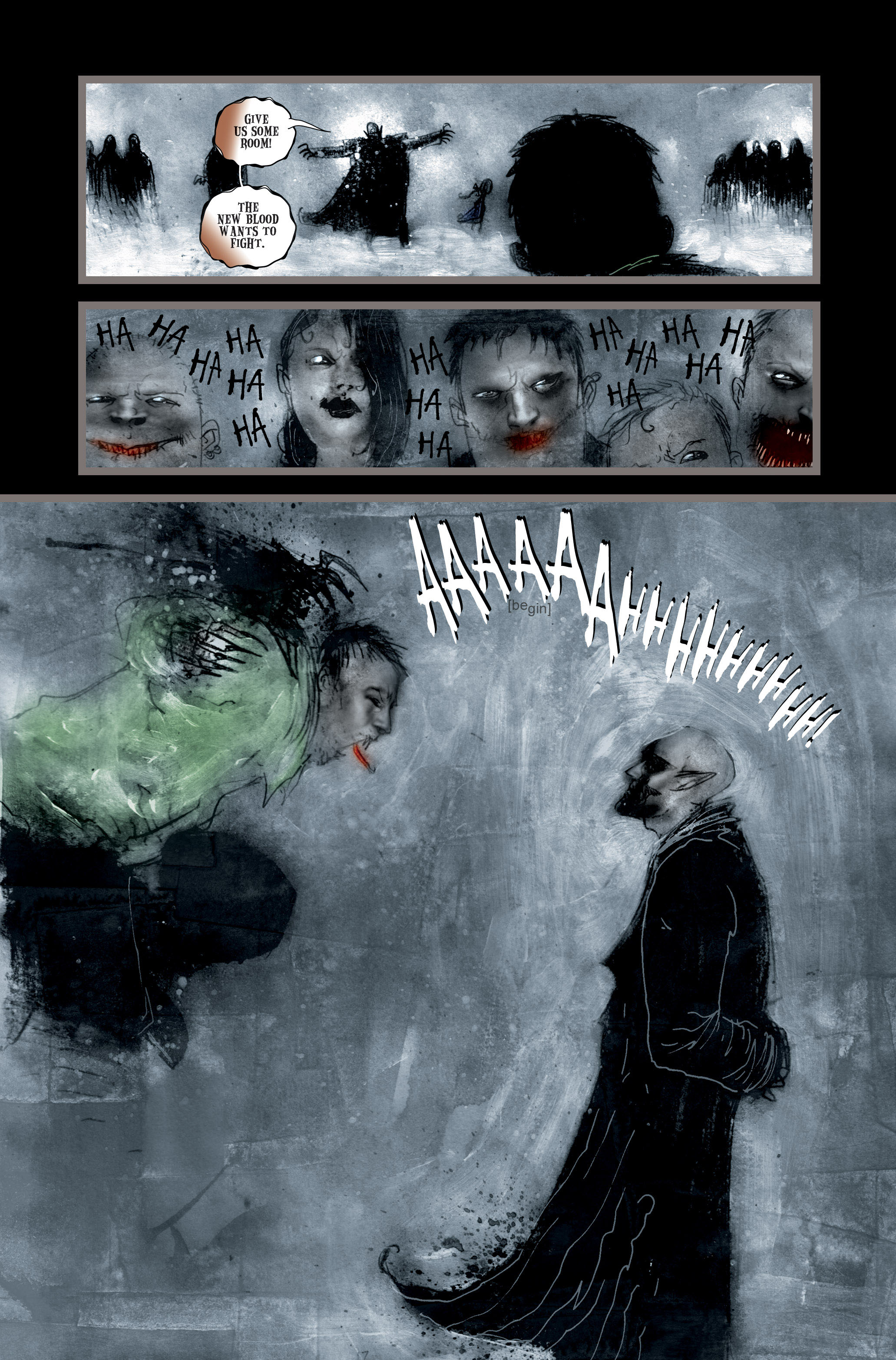 Read online 30 Days of Night (2002) comic -  Issue #3 - 19