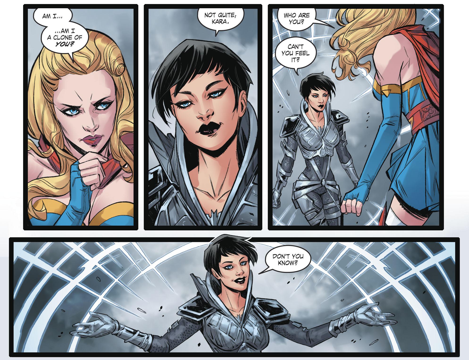 Read online DC Comics: Bombshells comic -  Issue #93 - 22