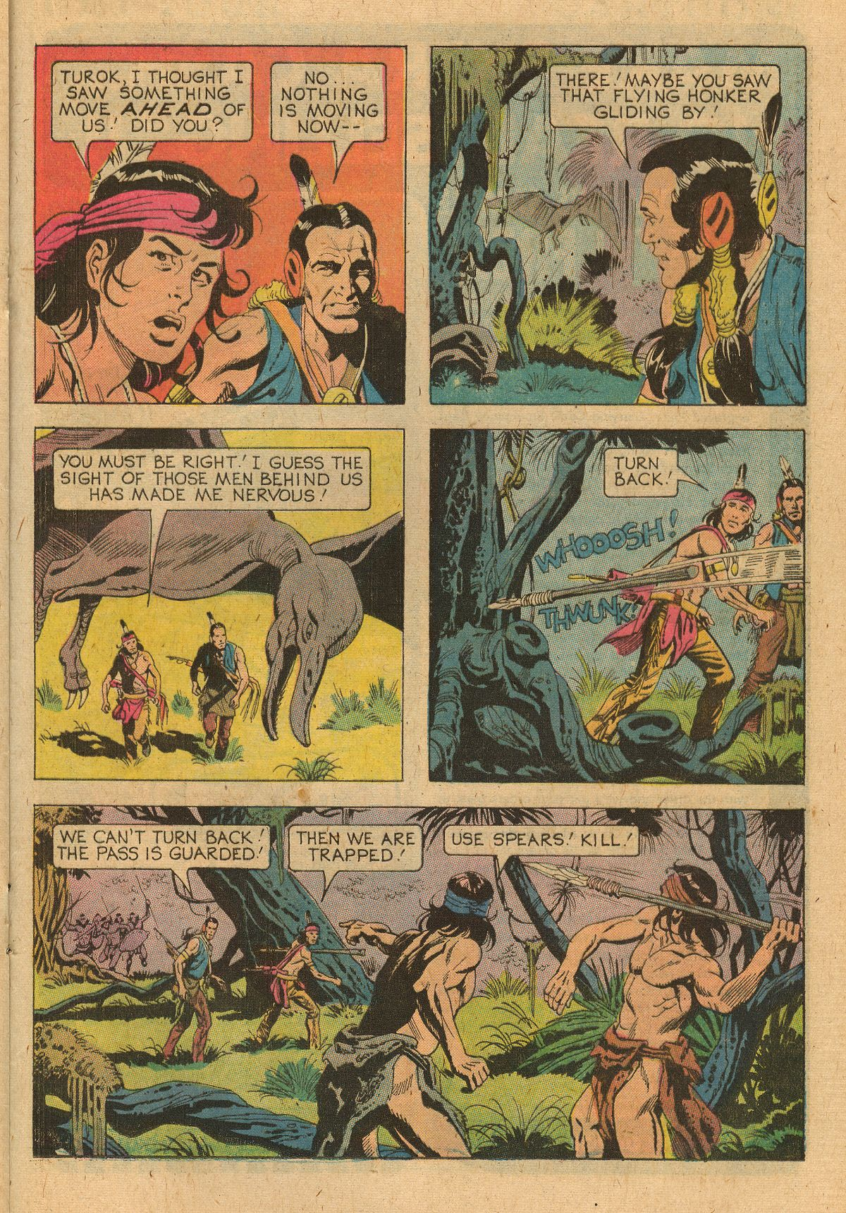 Read online Turok, Son of Stone comic -  Issue #107 - 21
