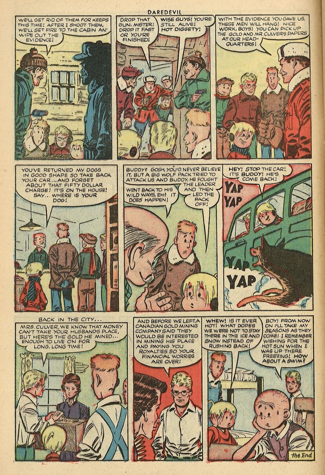 Daredevil (1941) issue 101 - Page 12