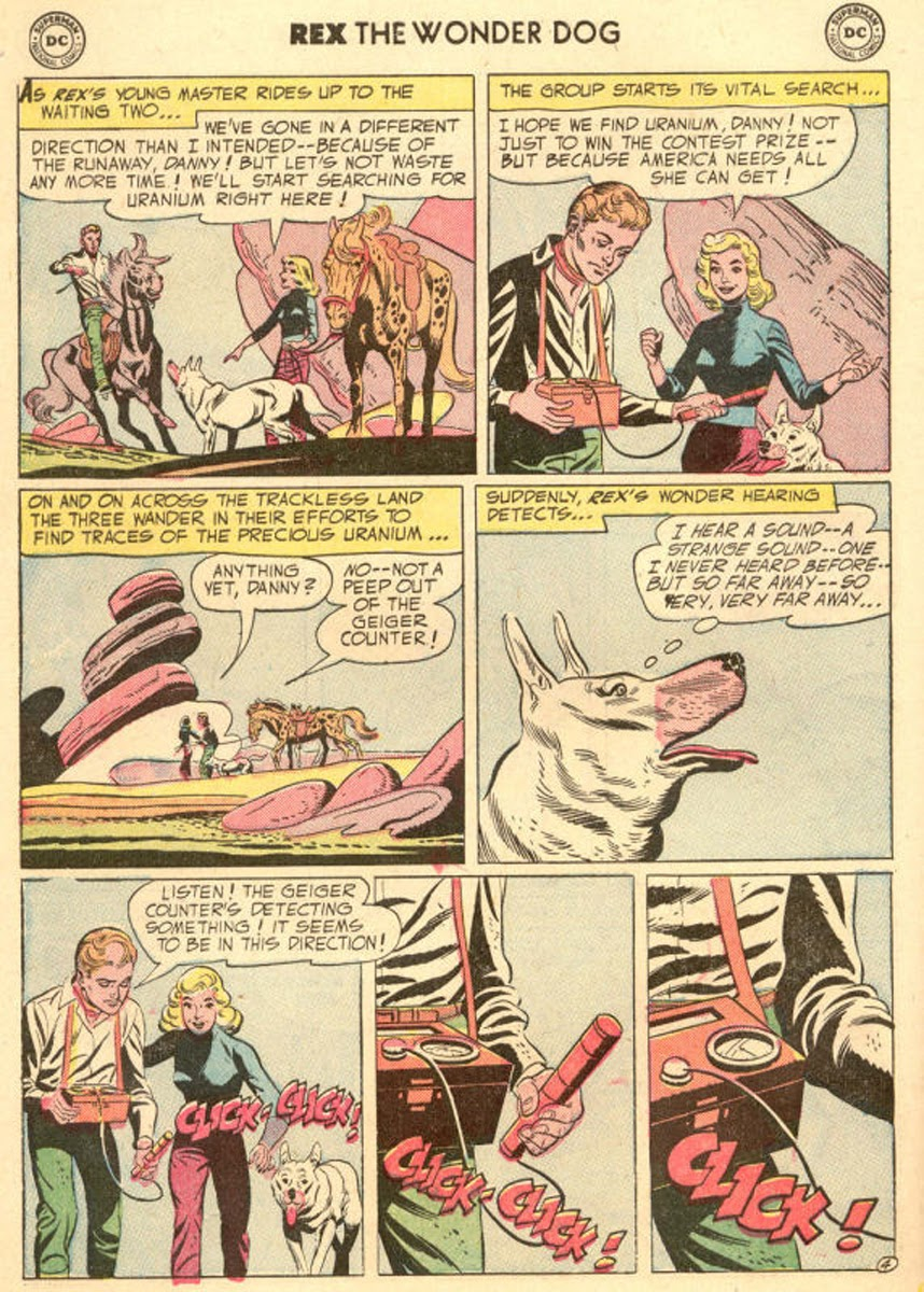 The Adventures of Rex the Wonder Dog issue 20 - Page 6