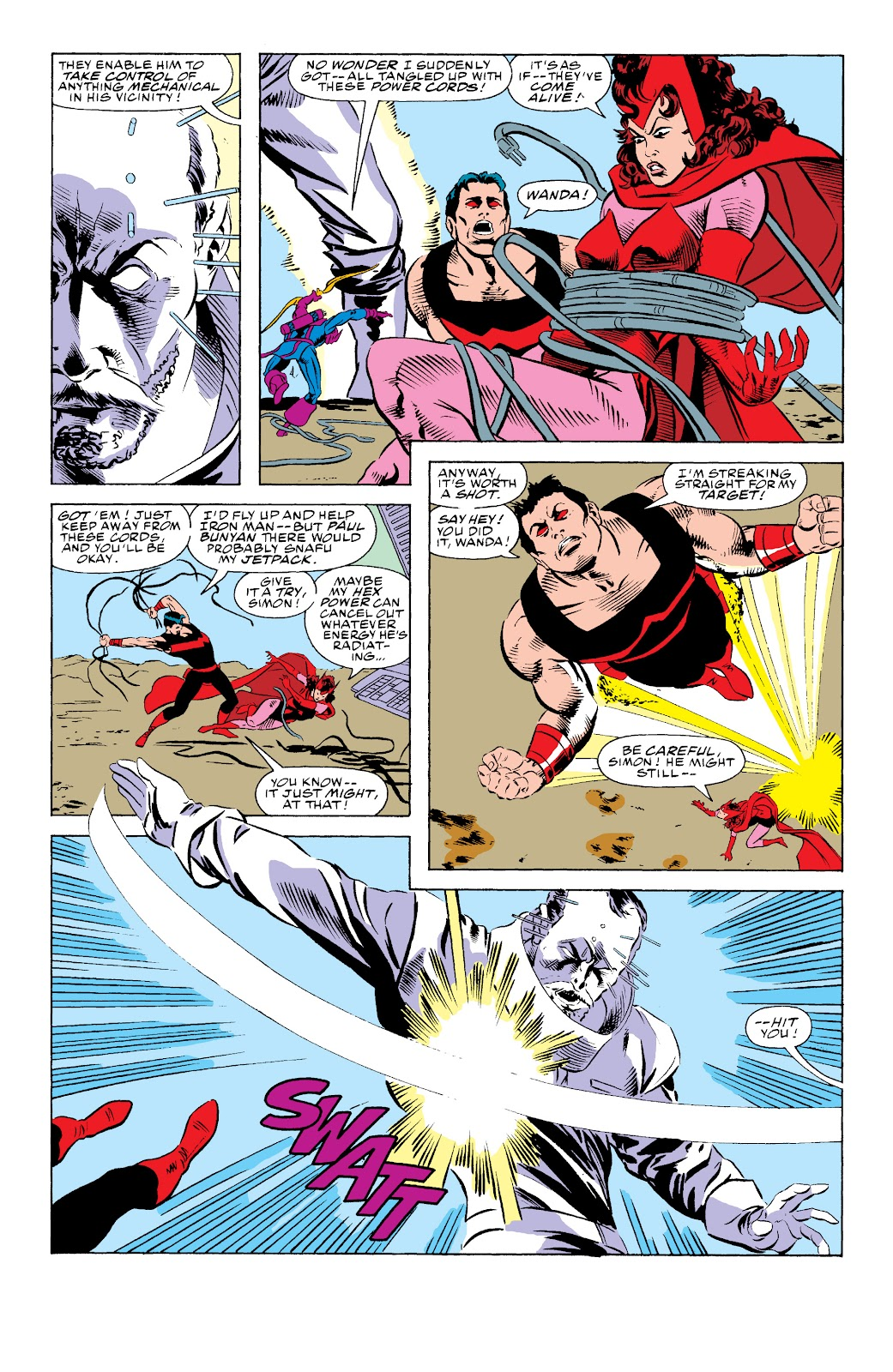 Avengers West Coast (1989) issue 74 - Page 17