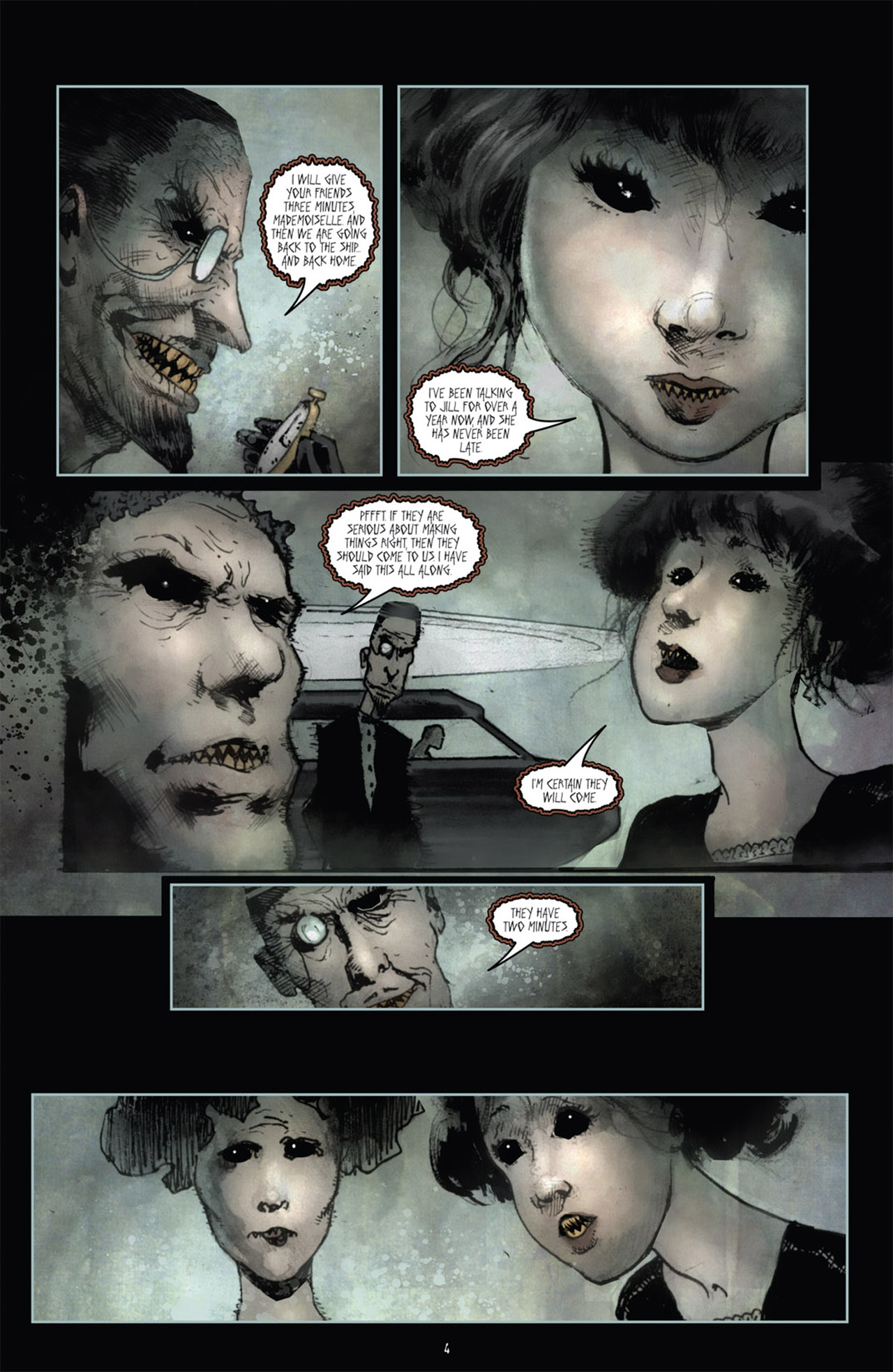 Read online 30 Days of Night (2011) comic -  Issue #1 - 8