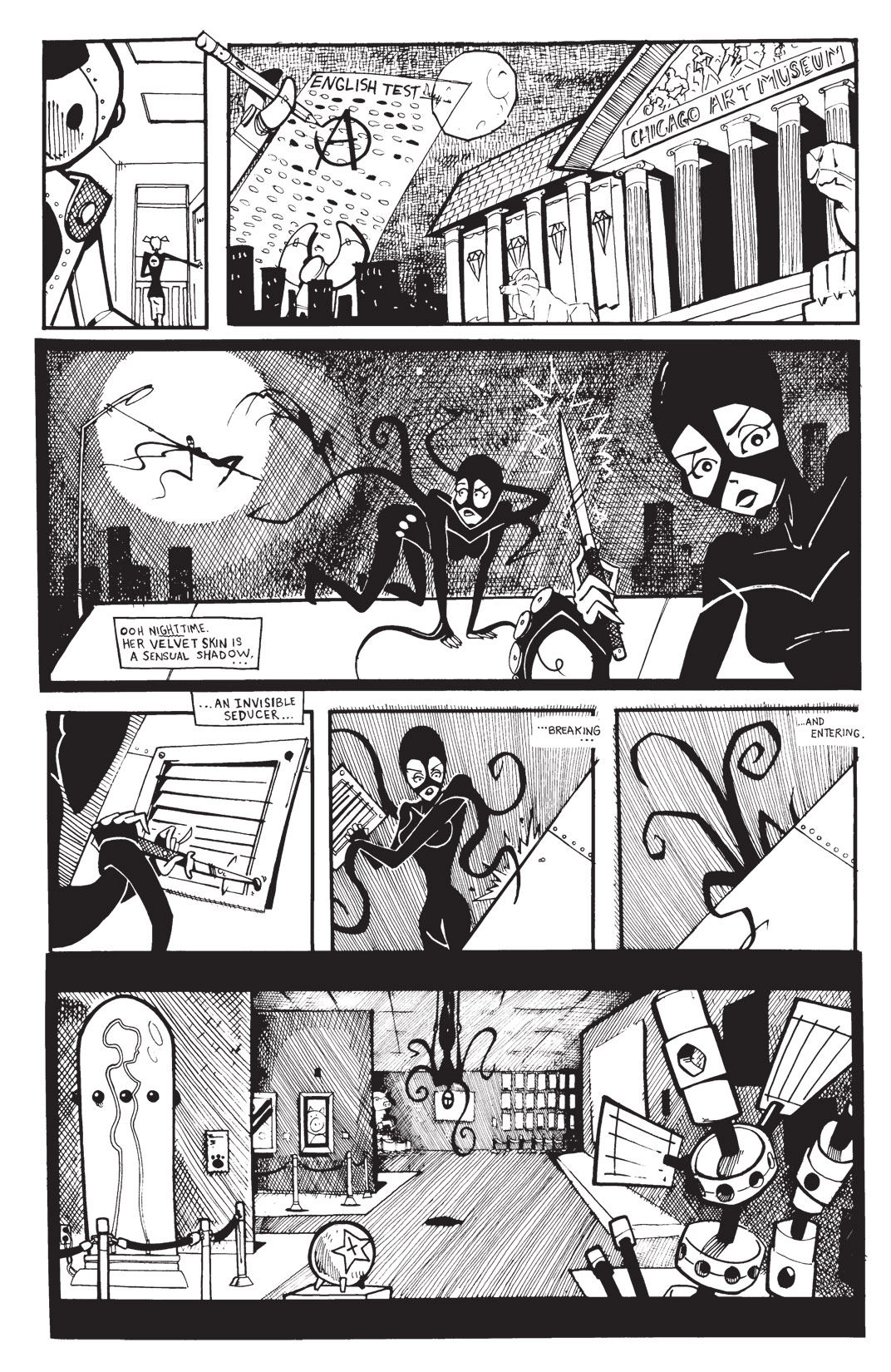 Read online Scud: The Disposable Assassin: The Whole Shebang comic -  Issue # TPB (Part 3) - 133