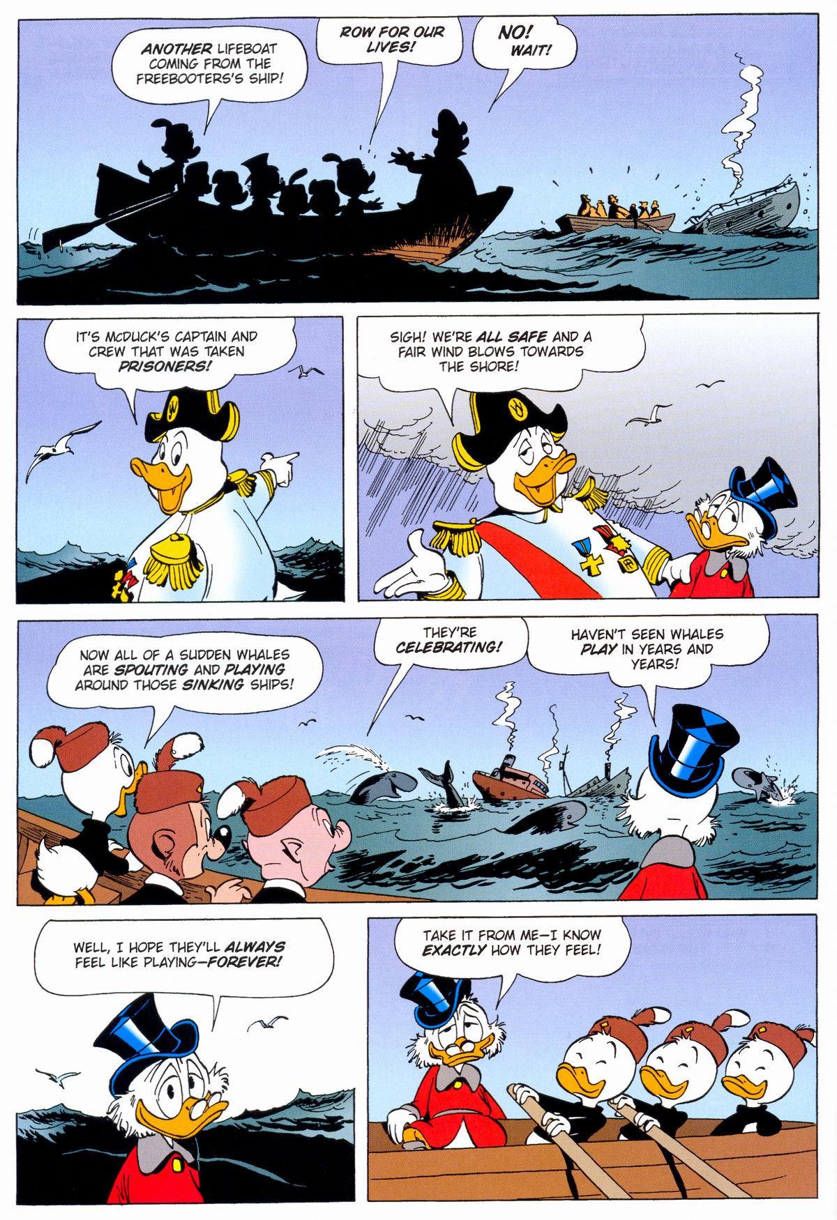 Read online Uncle Scrooge (1953) comic -  Issue #331 - 50