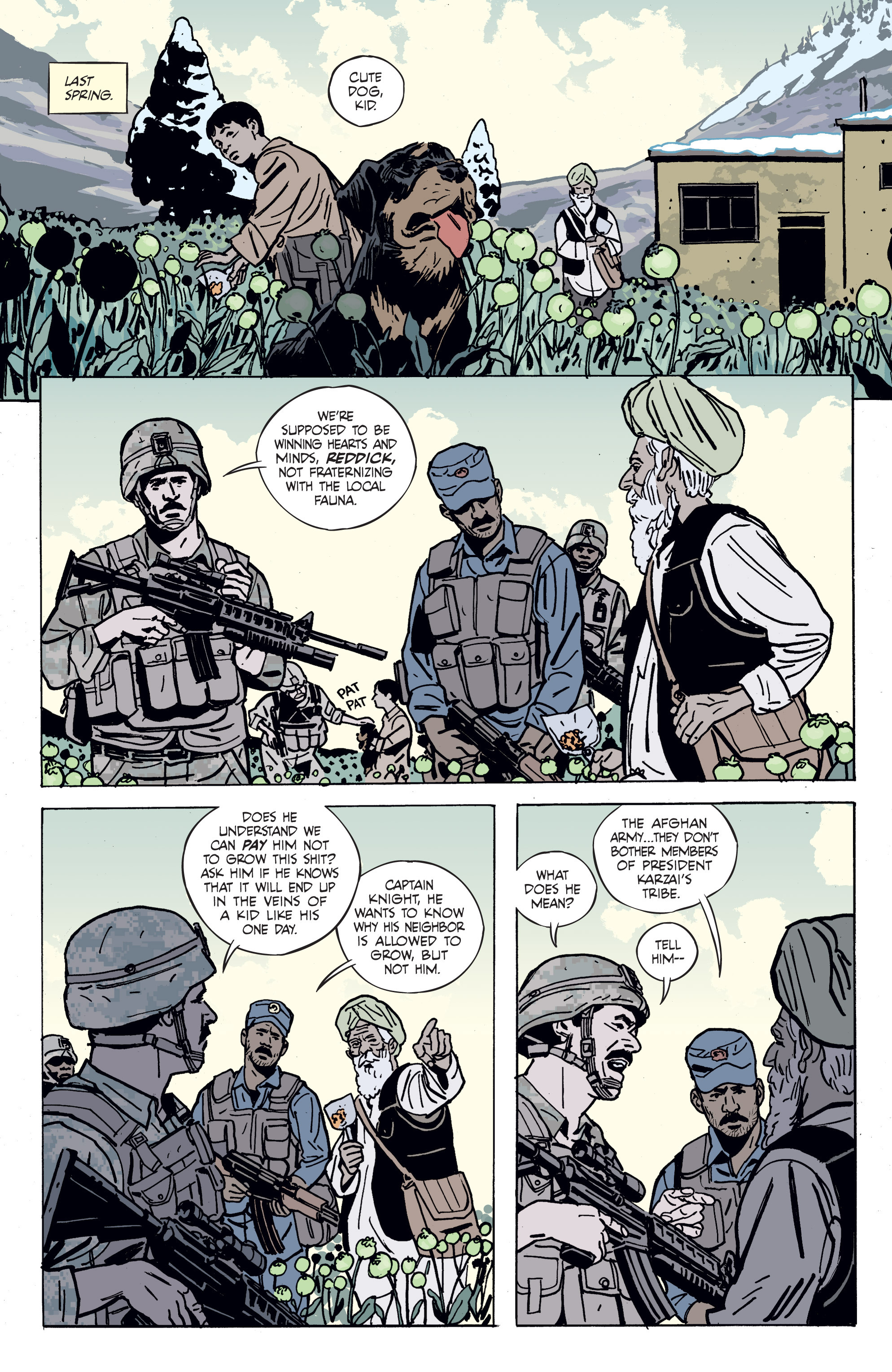Read online Graveyard of Empires comic -  Issue # TPB - 47