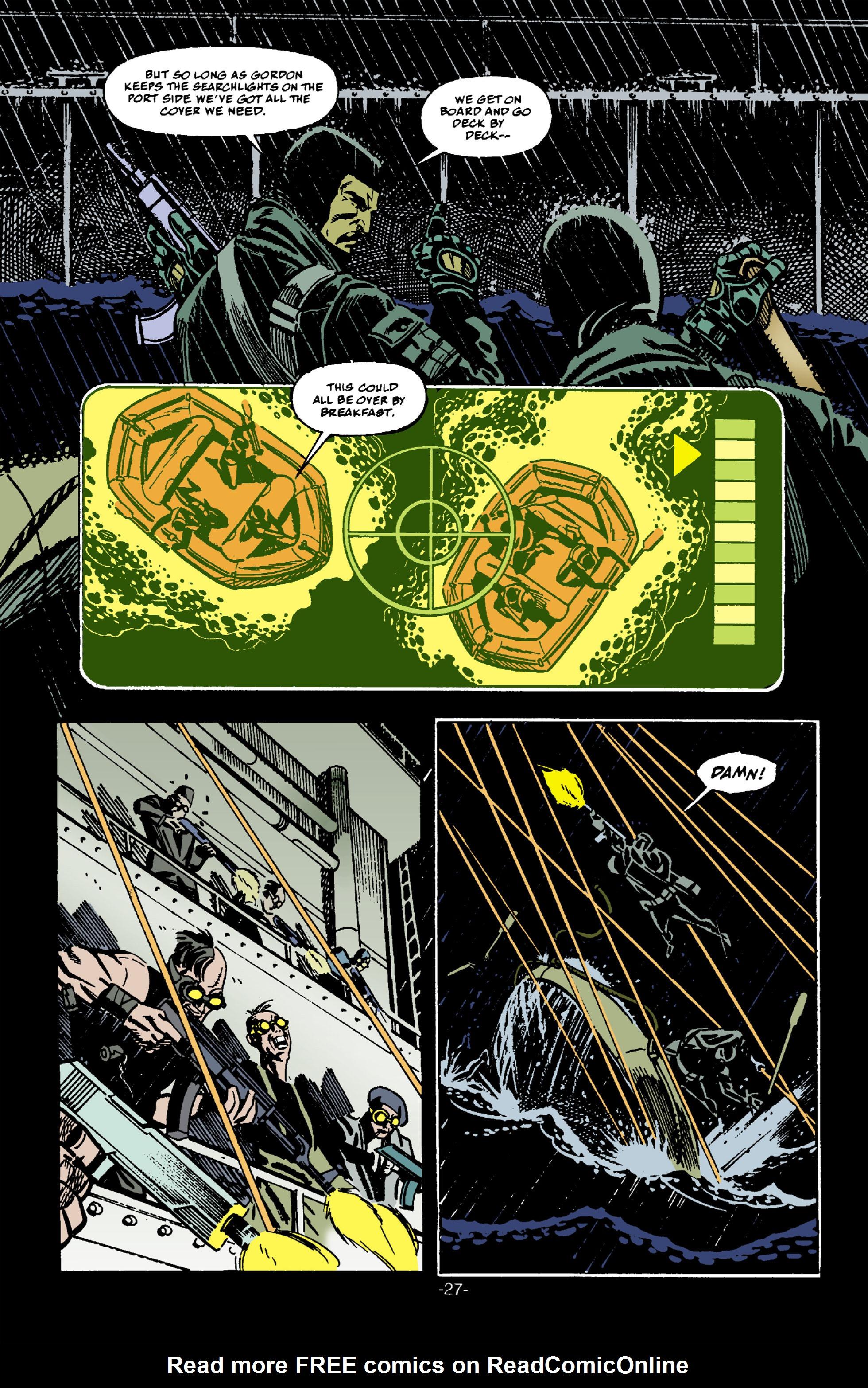 Read online Batman: Bane comic -  Issue # Full - 28