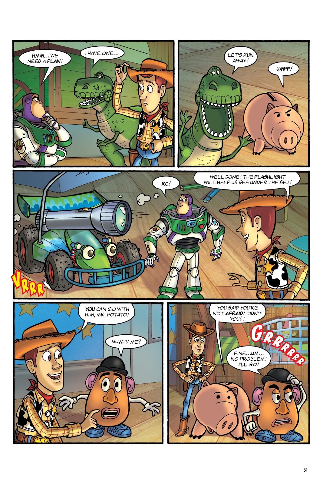 Read online DISNEY·PIXAR Toy Story Adventures comic -  Issue # TPB 1 (Part 1) - 51