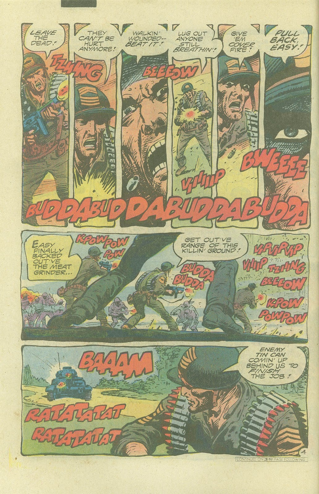 Sgt. Rock issue 387 - Page 5
