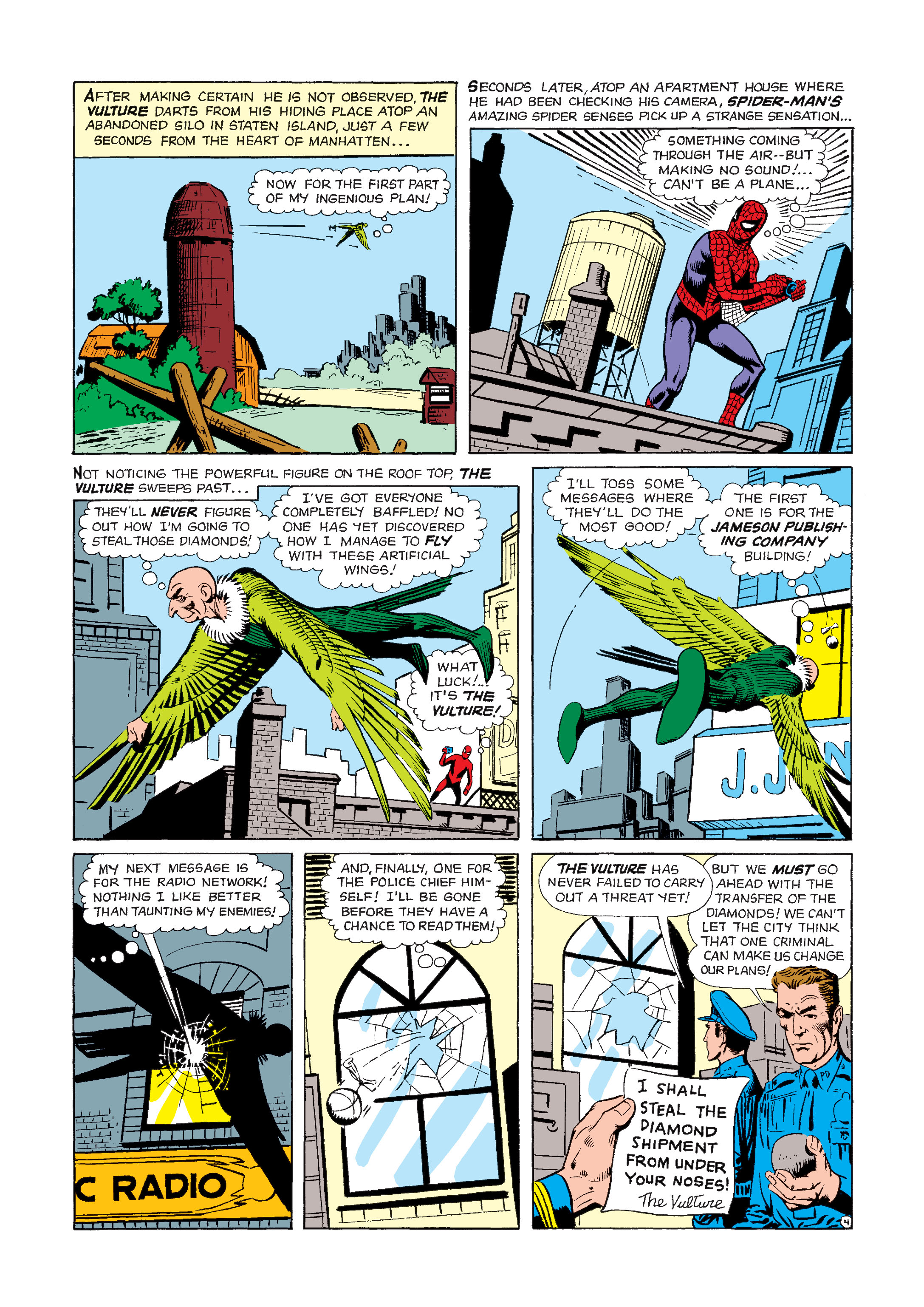 The Amazing Spider-Man (1963) 2 Page 4
