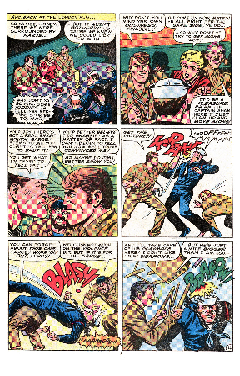 Read online Sgt. Fury comic -  Issue #164 - 7