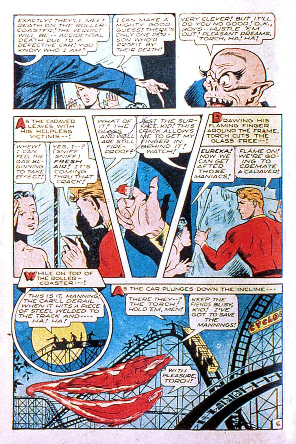 Read online Mystic Comics (1944) comic -  Issue #2 - 24