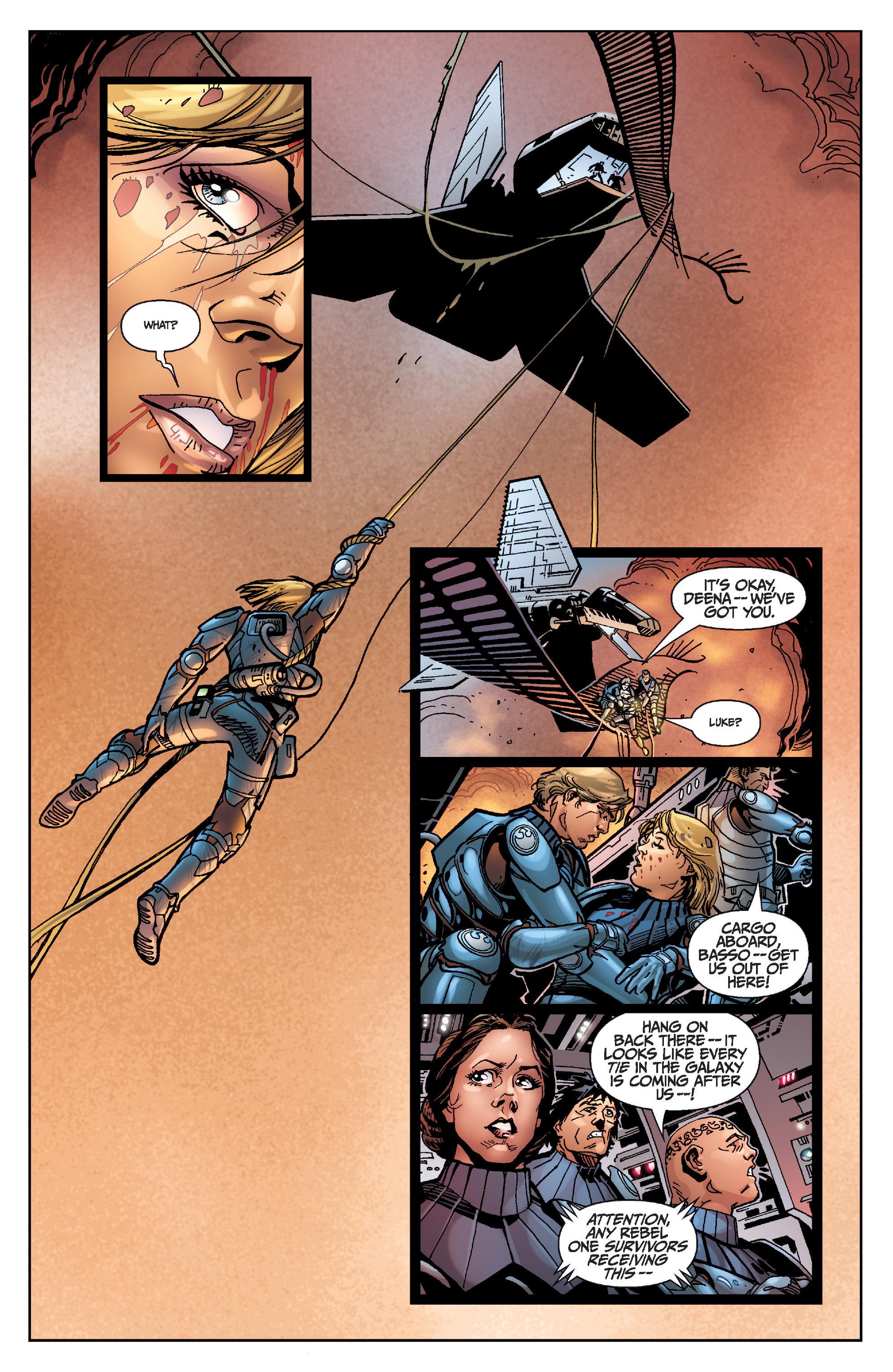Read online Star Wars Omnibus comic -  Issue # Vol. 20 - 382