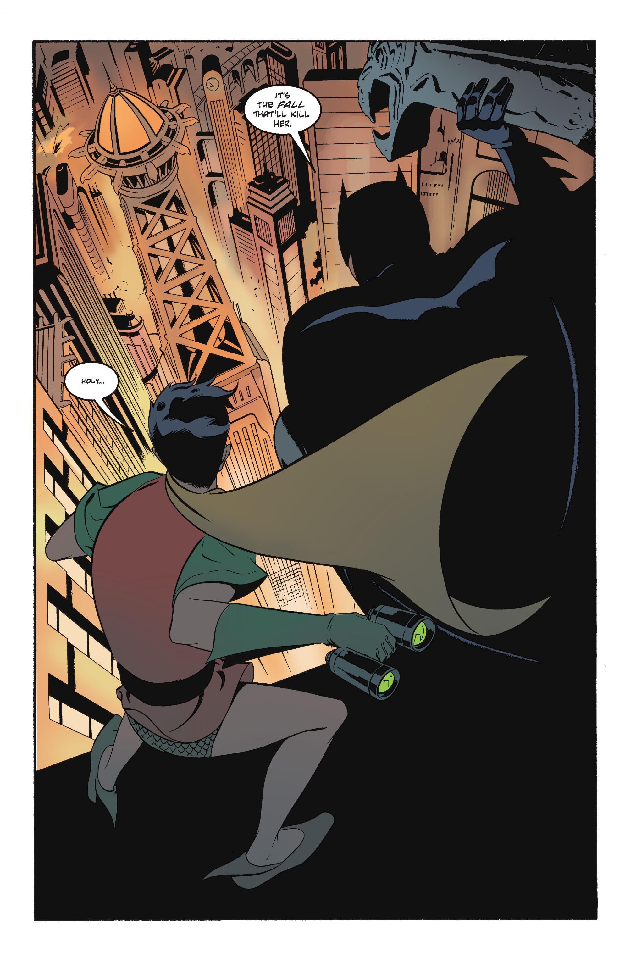 Read online Batgirl/Robin: Year One comic -  Issue # TPB 2 - 61