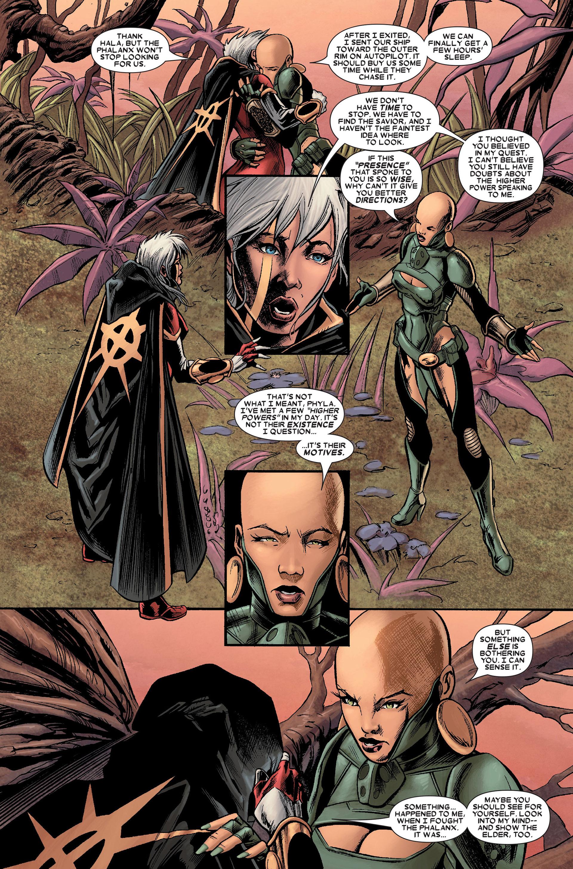 Read online Annihilation: Conquest - Quasar comic -  Issue #1 - 14