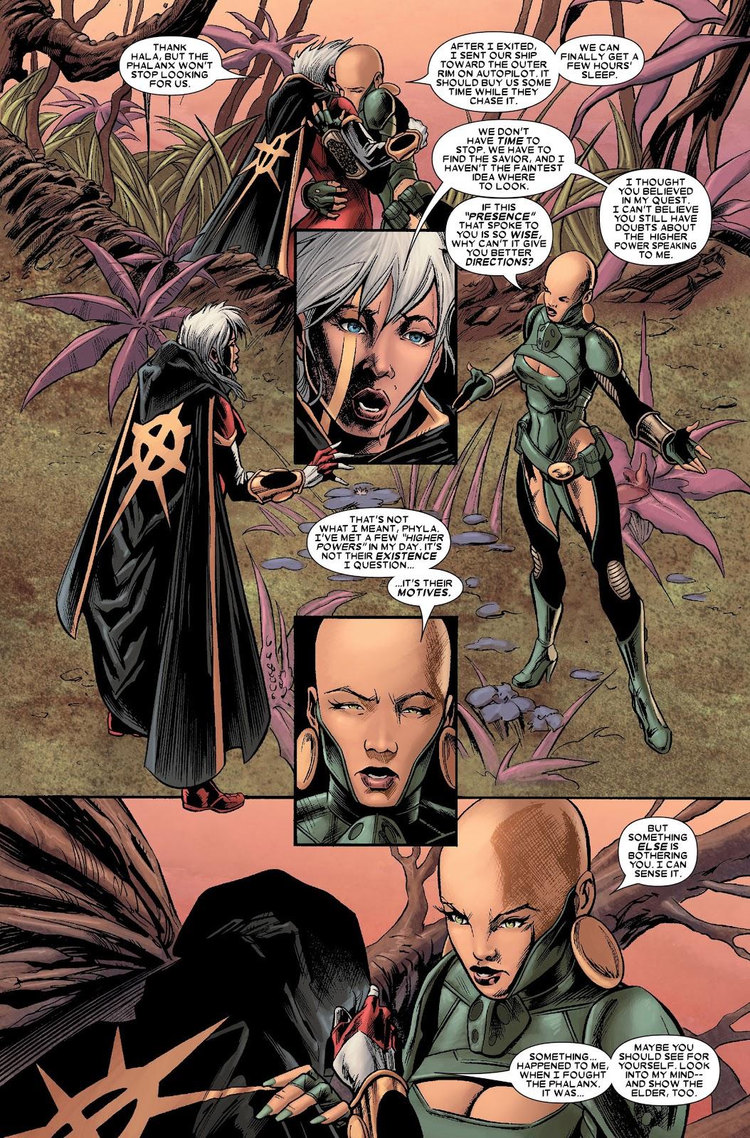 Annihilation: Conquest - Quasar issue 1 - Page 14
