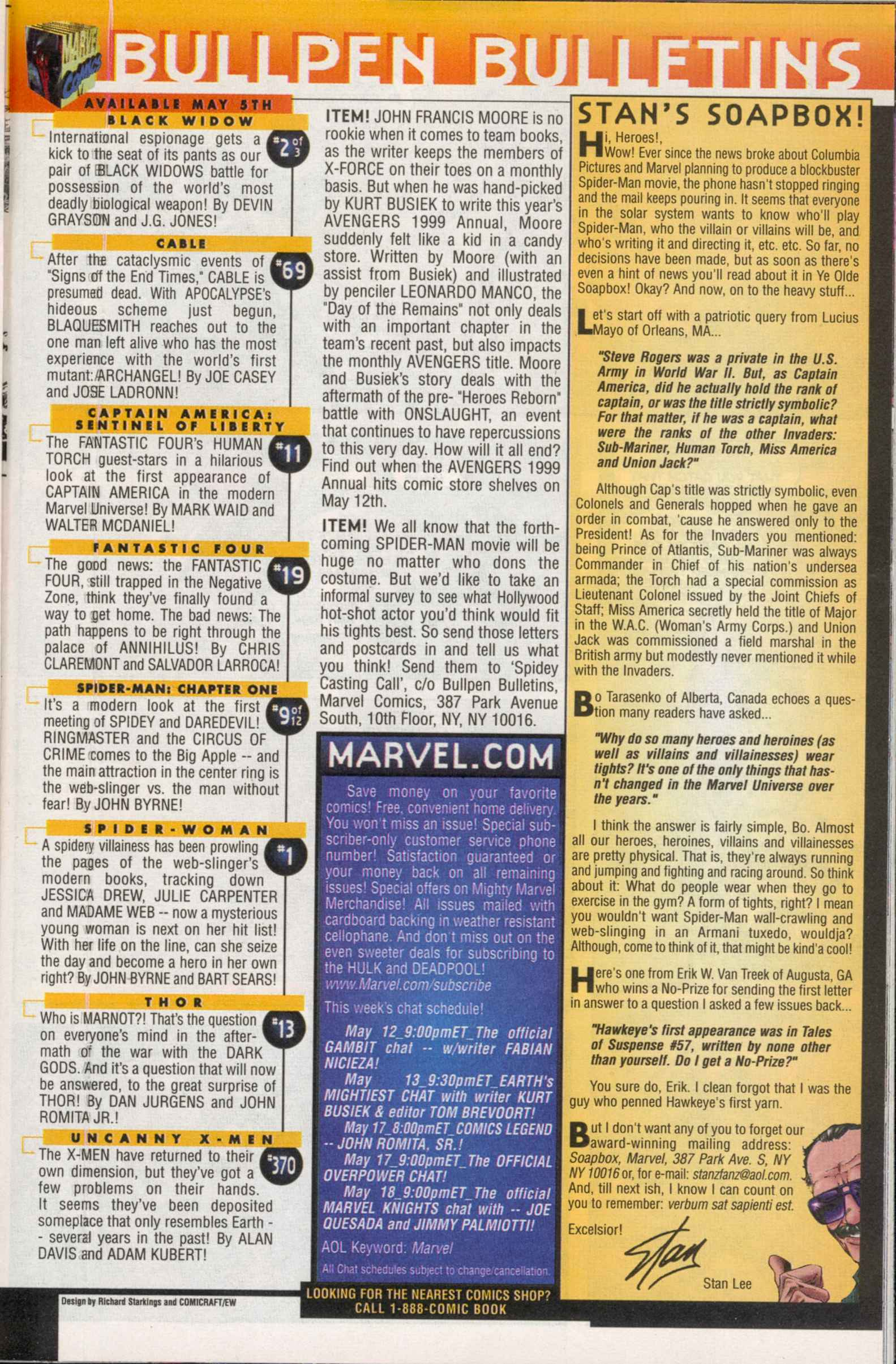 The Amazing Spider-Man (1999) _Annual_1 Page 37